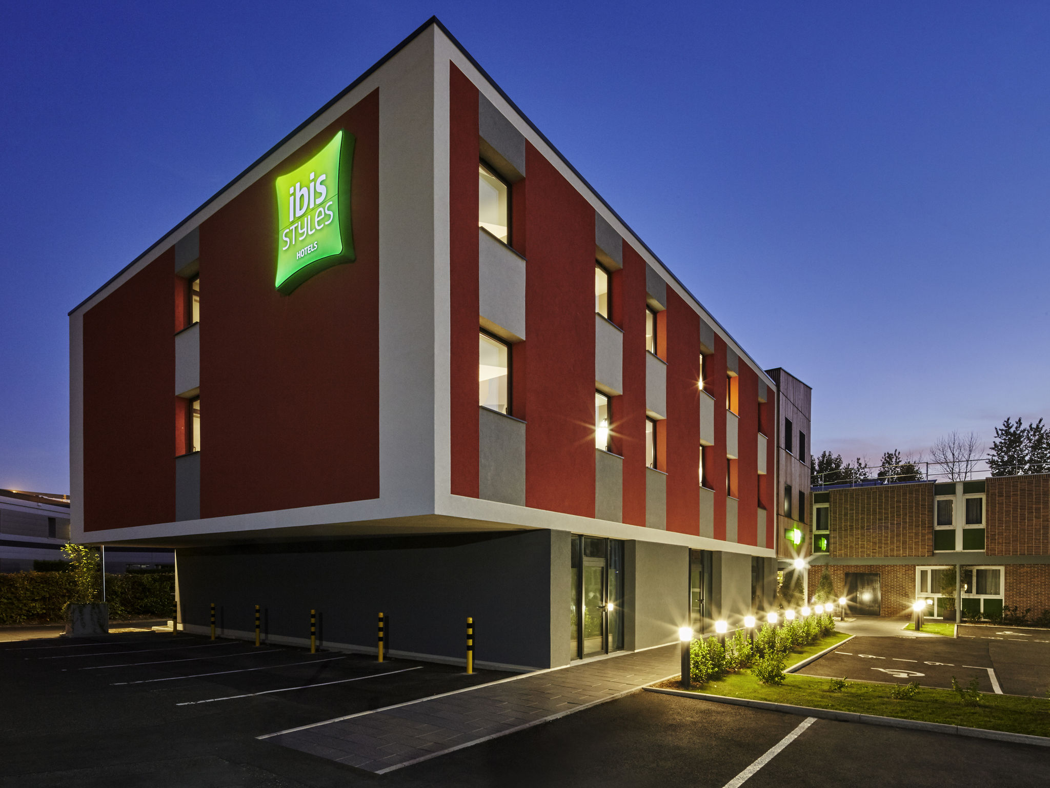 Hotell – ibis Styles Évry Lisses