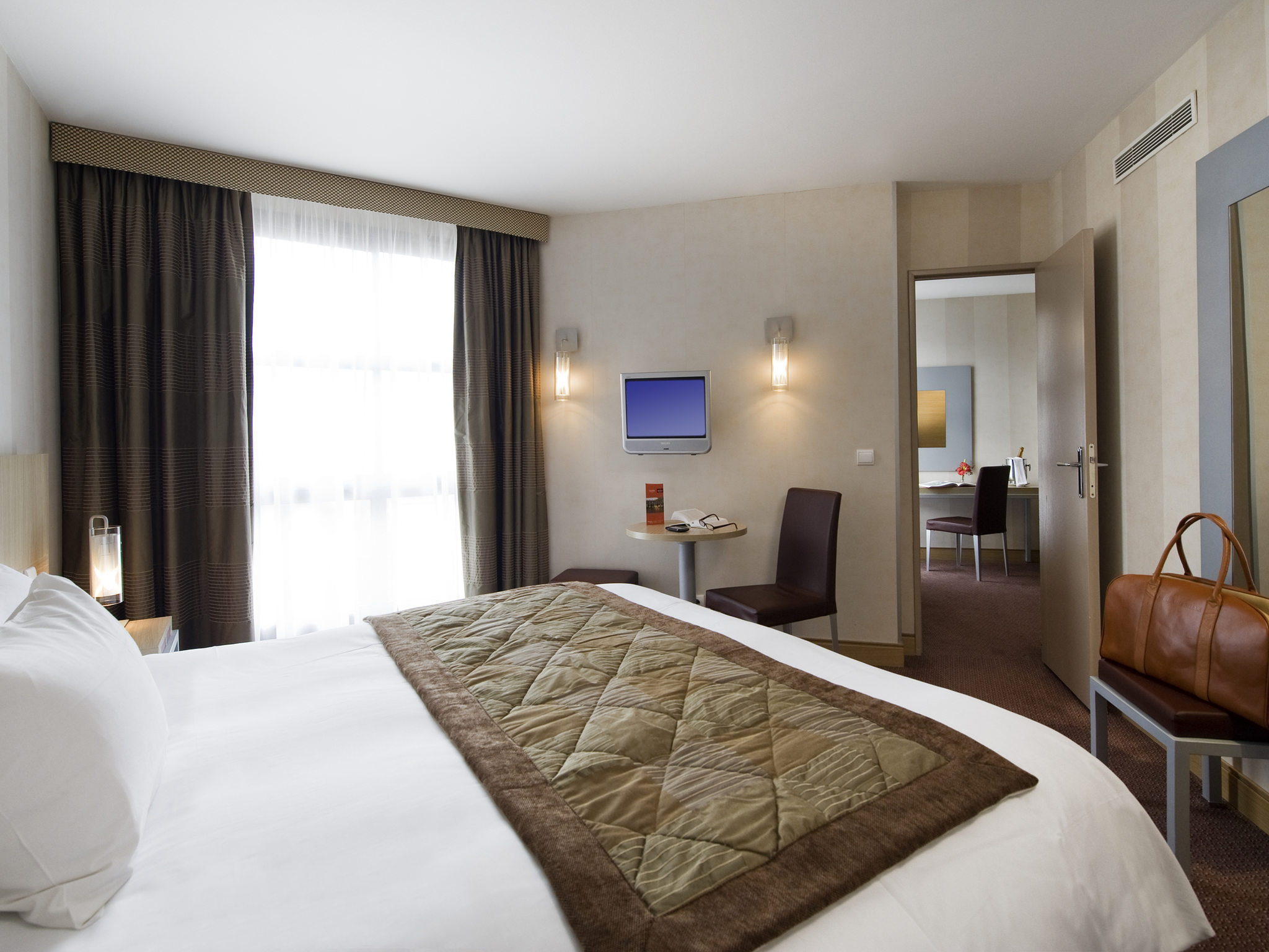 Hotel – Hotel Mercure Parijs Gobelins Place d'Italie