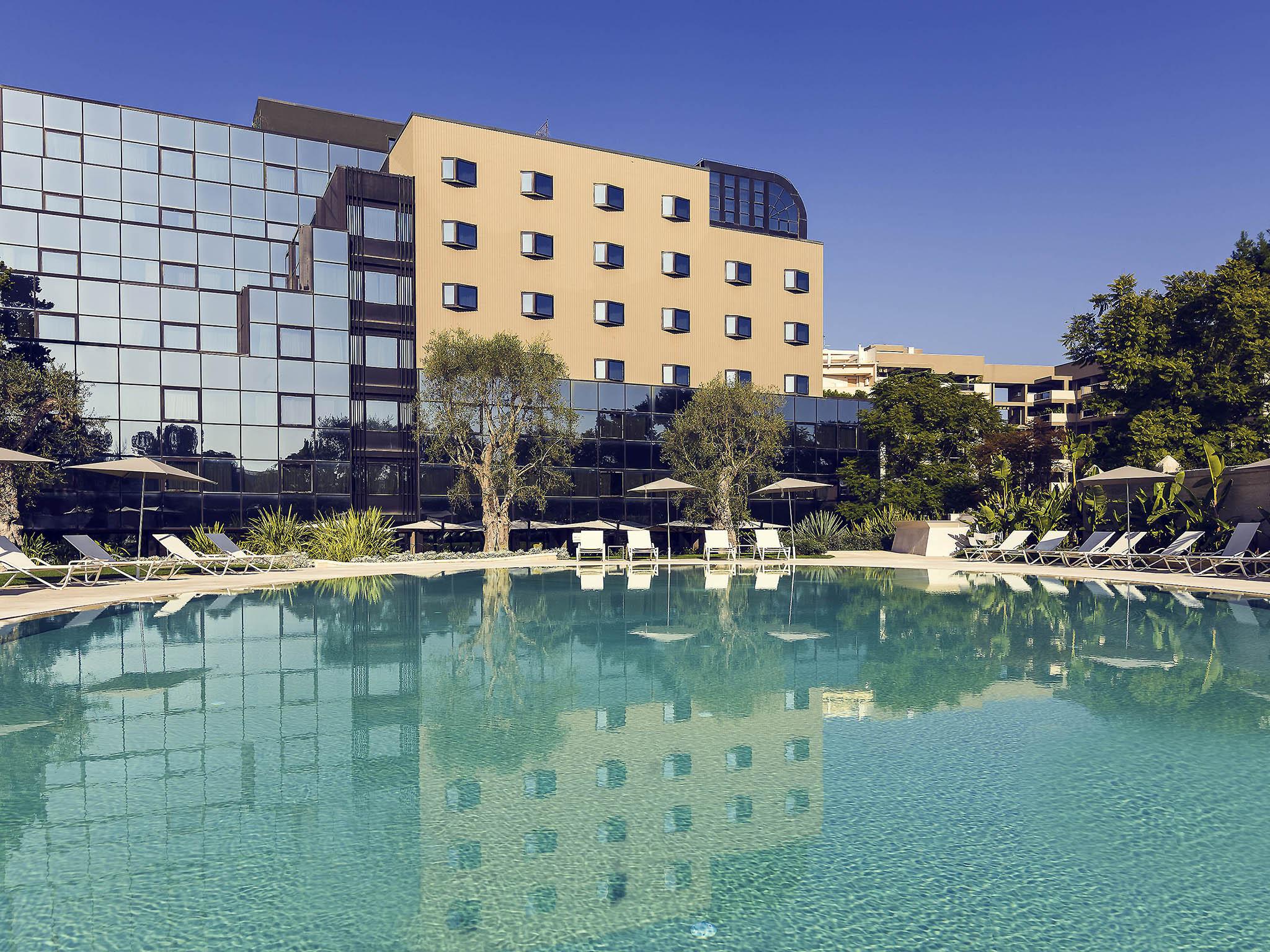 โรงแรม – Mercure Villa Romanazzi Carducci Bari