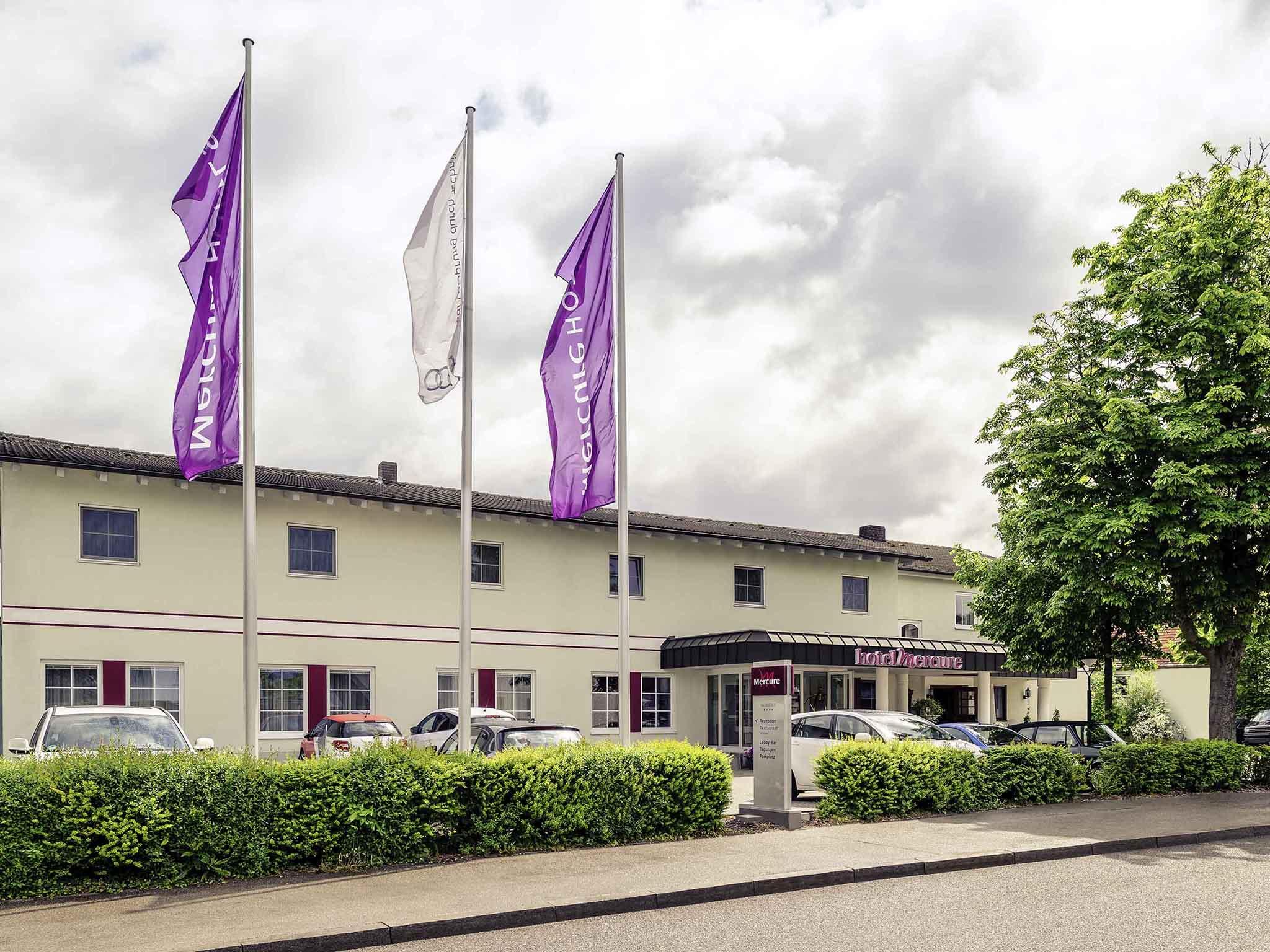 Отель — Mercure Hotel Ingolstadt