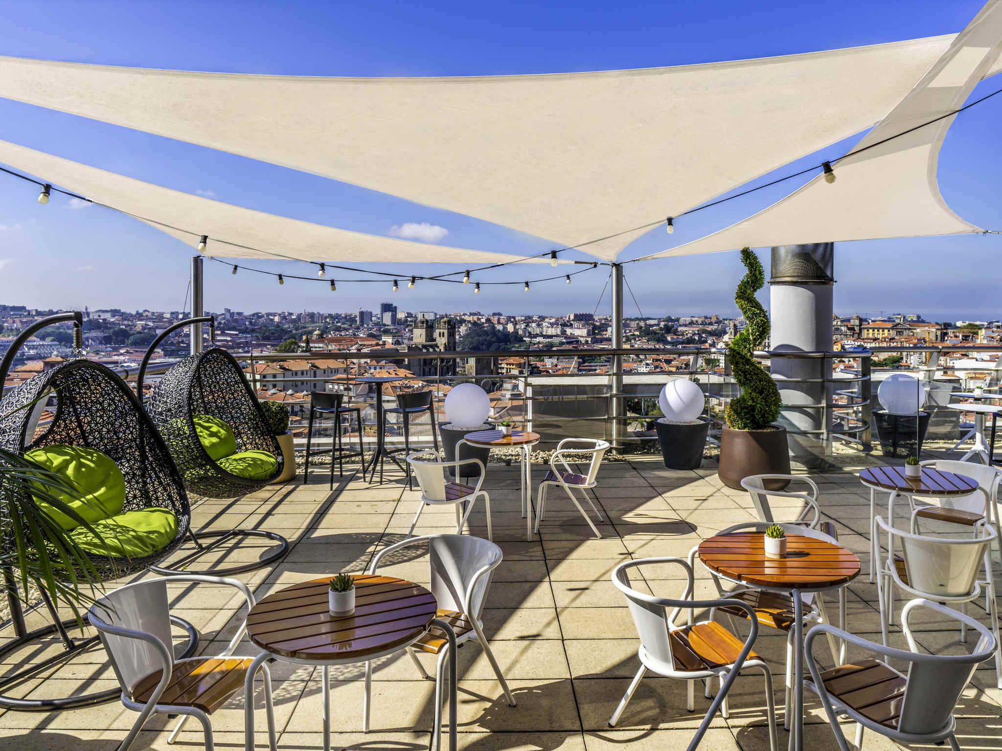 โรงแรม – Mercure Porto Centro Hotel