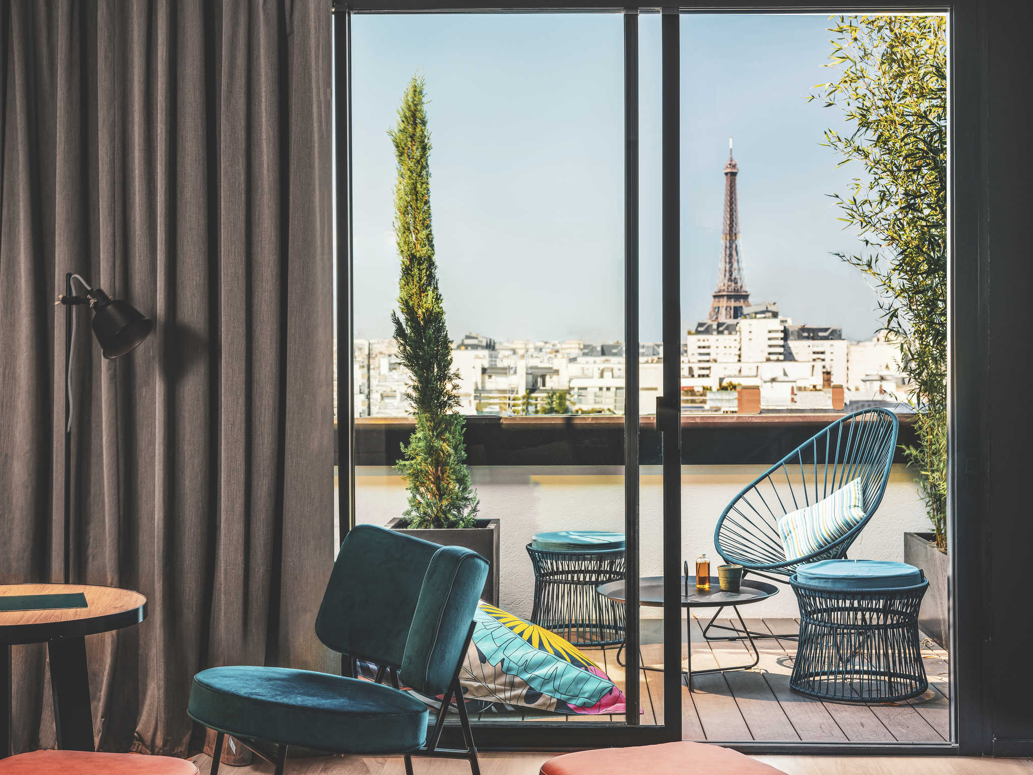 Hotel – Novotel Parijs Vaugirard Montparnasse