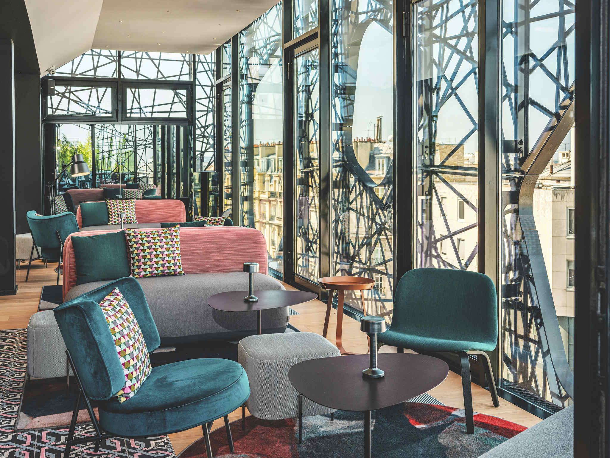 Hotel in PARIS Novotel Paris Vaugirard Montparnasse