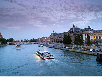 Destination - Novotel Paris Pont de Sevres