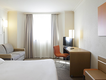 Rooms - Novotel Paris Pont de Sevres