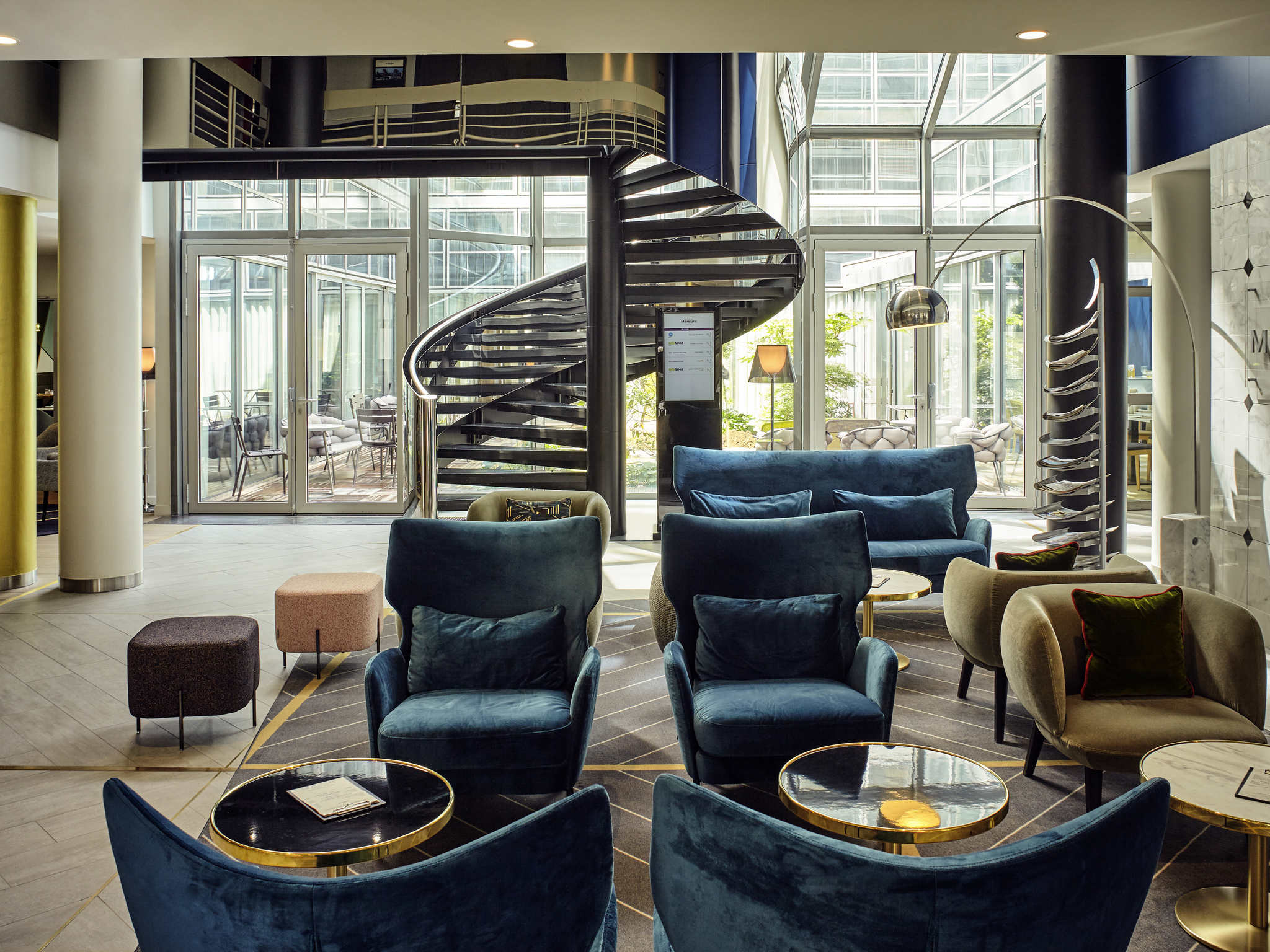 Appart hotel mercure la d fense grande arche for Apparthotel 92