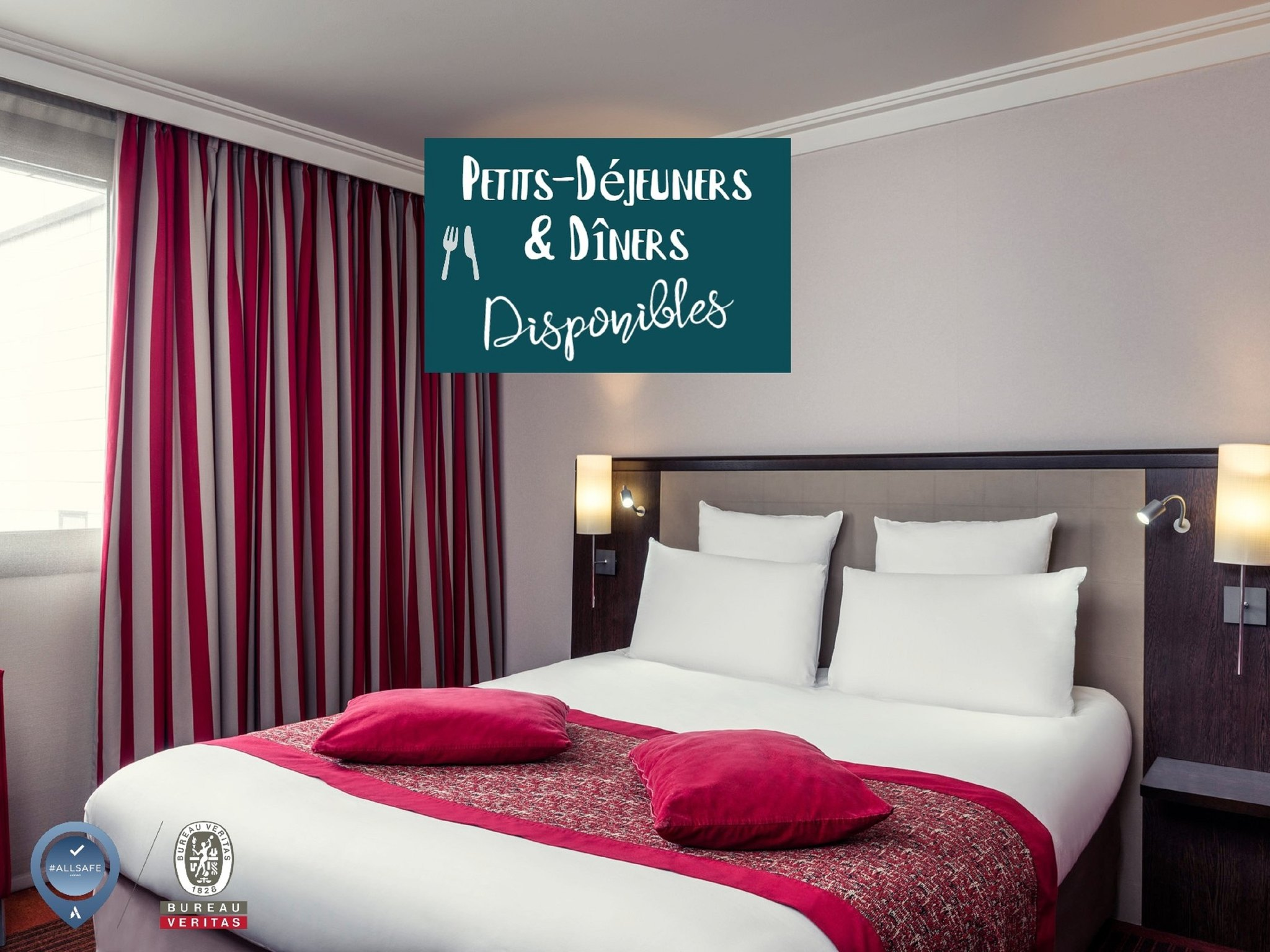 Hotel – Hôtel Mercure Saint-Quentin-en-Yvelines Centre