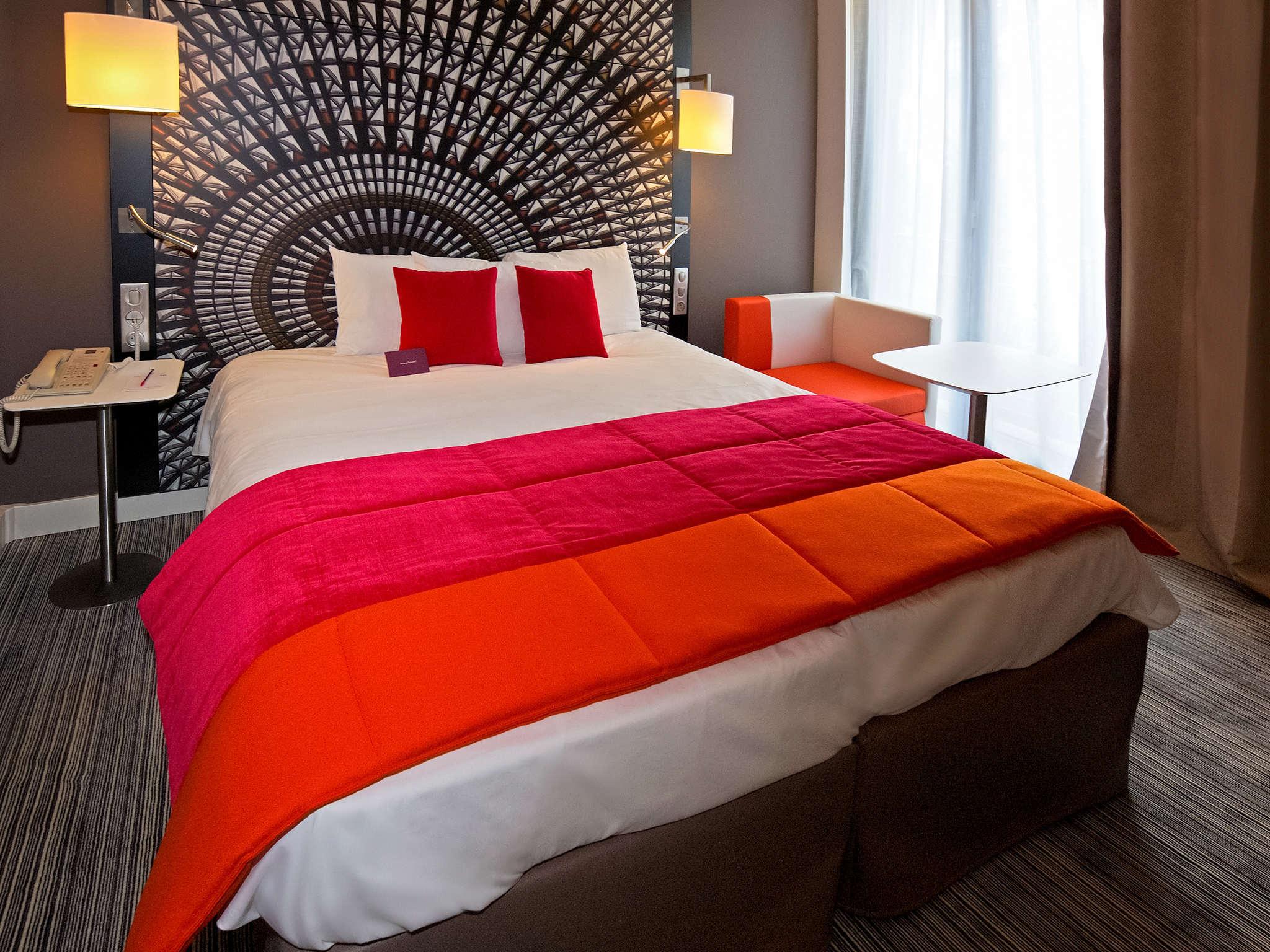 Hotel – Mercure Nantes Centre Grand Hôtel
