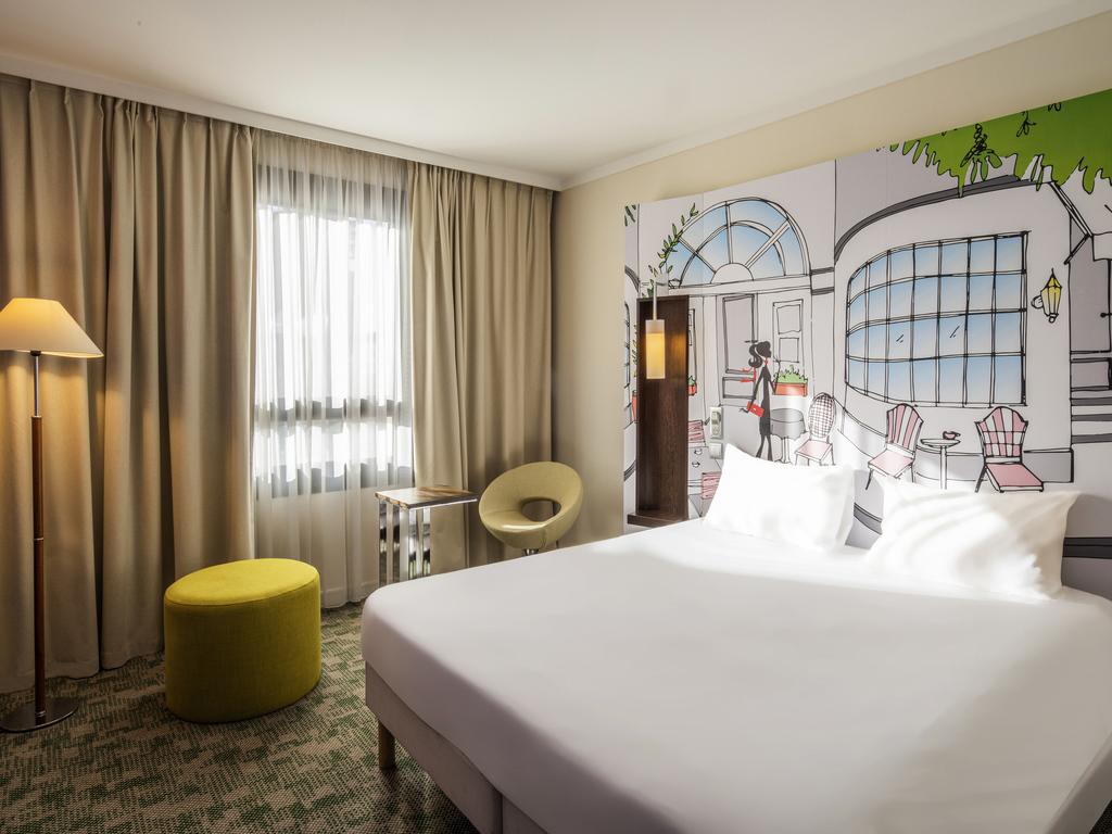 hotel pas cher evry - ibis styles Évry cathédrale