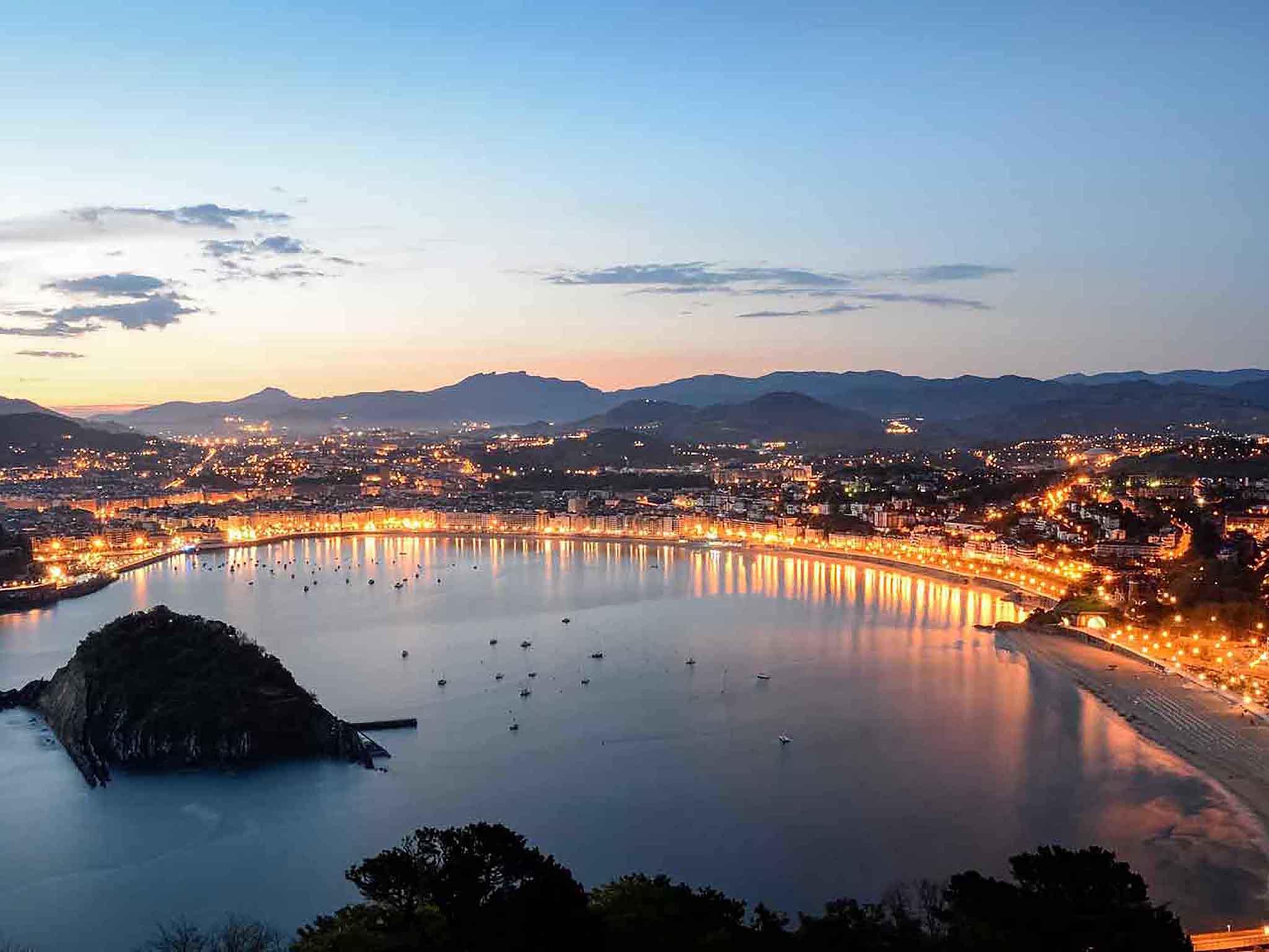 Hotell – Mercure San Sebastián Monte Igueldo
