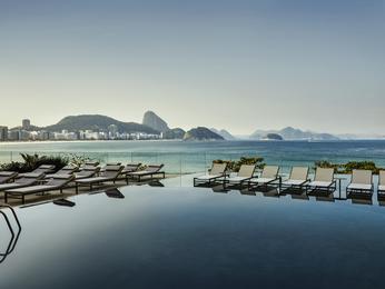 Sofitel Rio Copacabana(future Fairmont Closed for refurbishment)