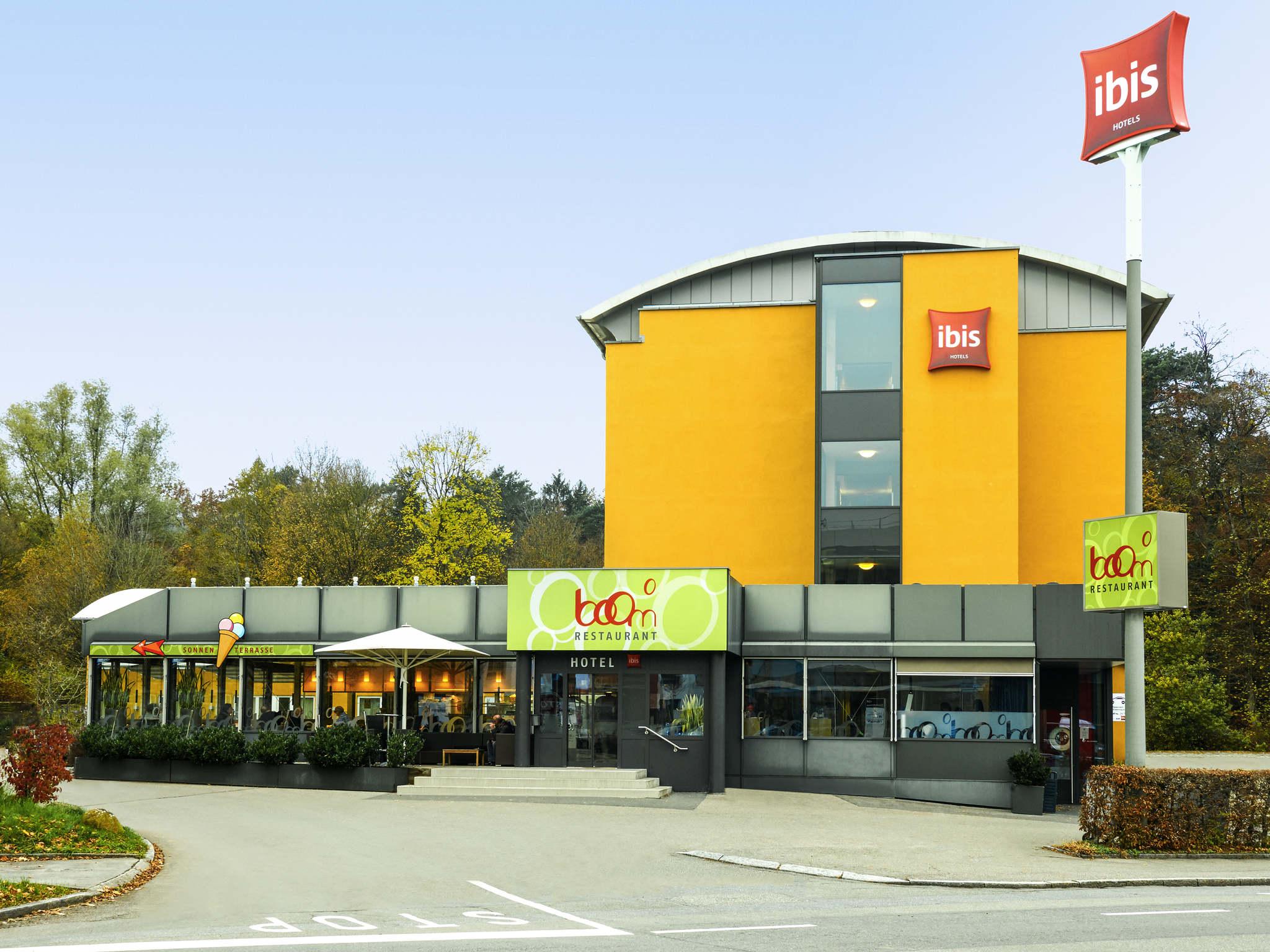 호텔 – ibis Zurich Adliswil