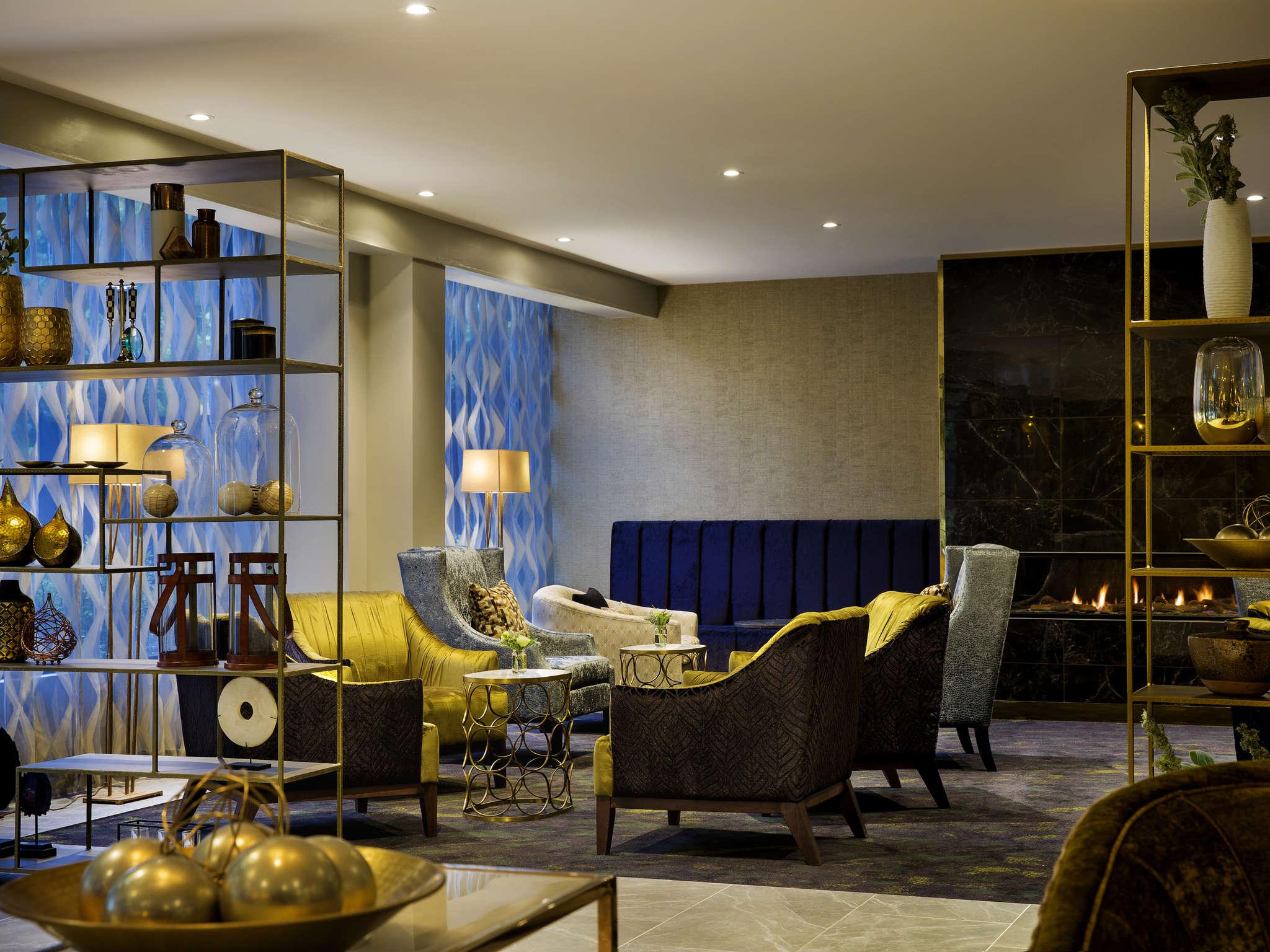 โรงแรม – Grand Mercure Wellington