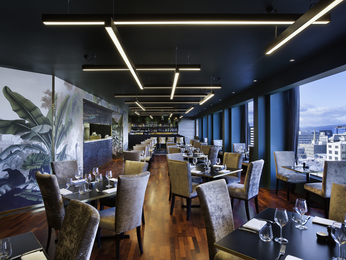 Restaurante - Mercure Wellington
