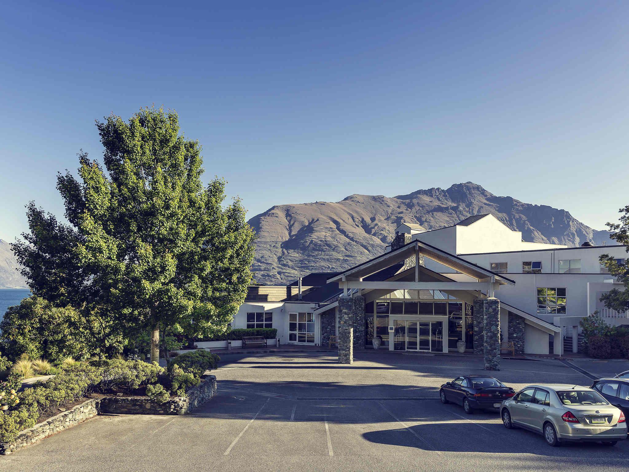 โรงแรม – Mercure Queenstown Resort