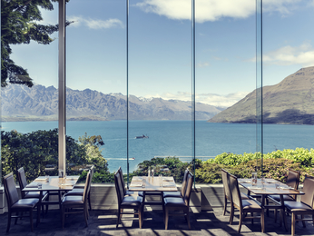 Restaurant - Mercure Queenstown Resort
