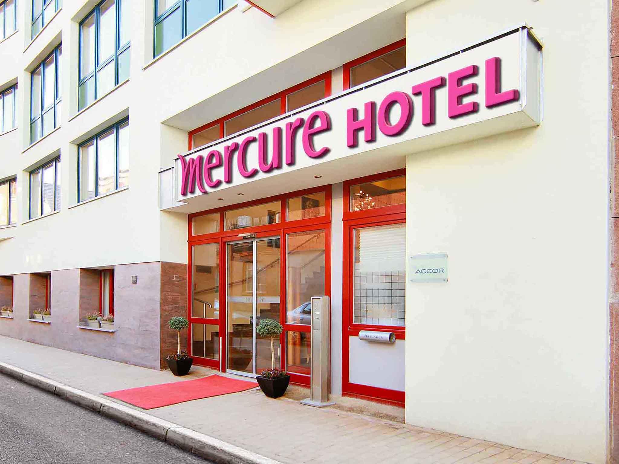 Otel – Mercure Hotel Schwerin Altstadt