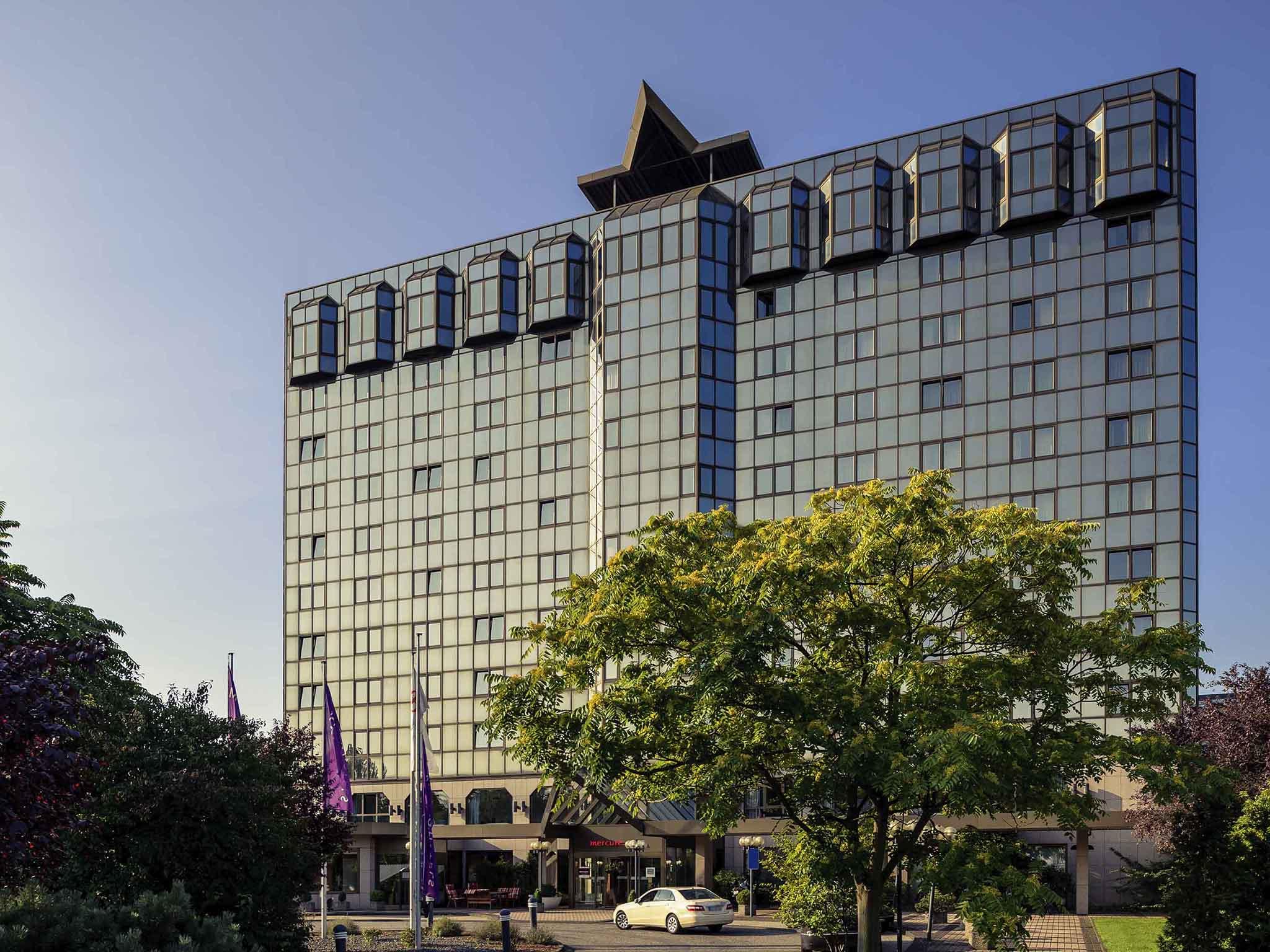 Отель — Mercure Hotel Koblenz