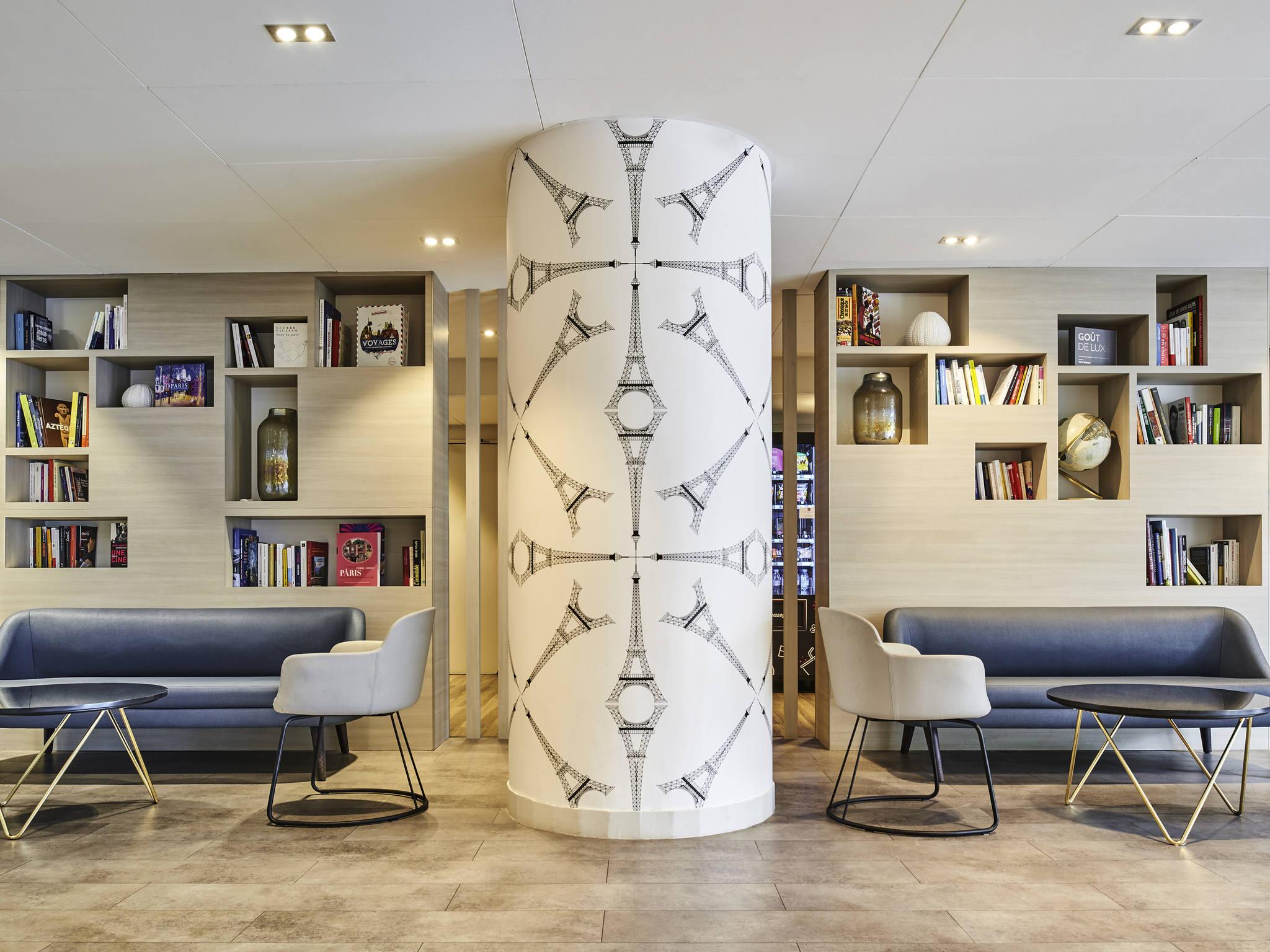 hotel in ibis porte de montreuil