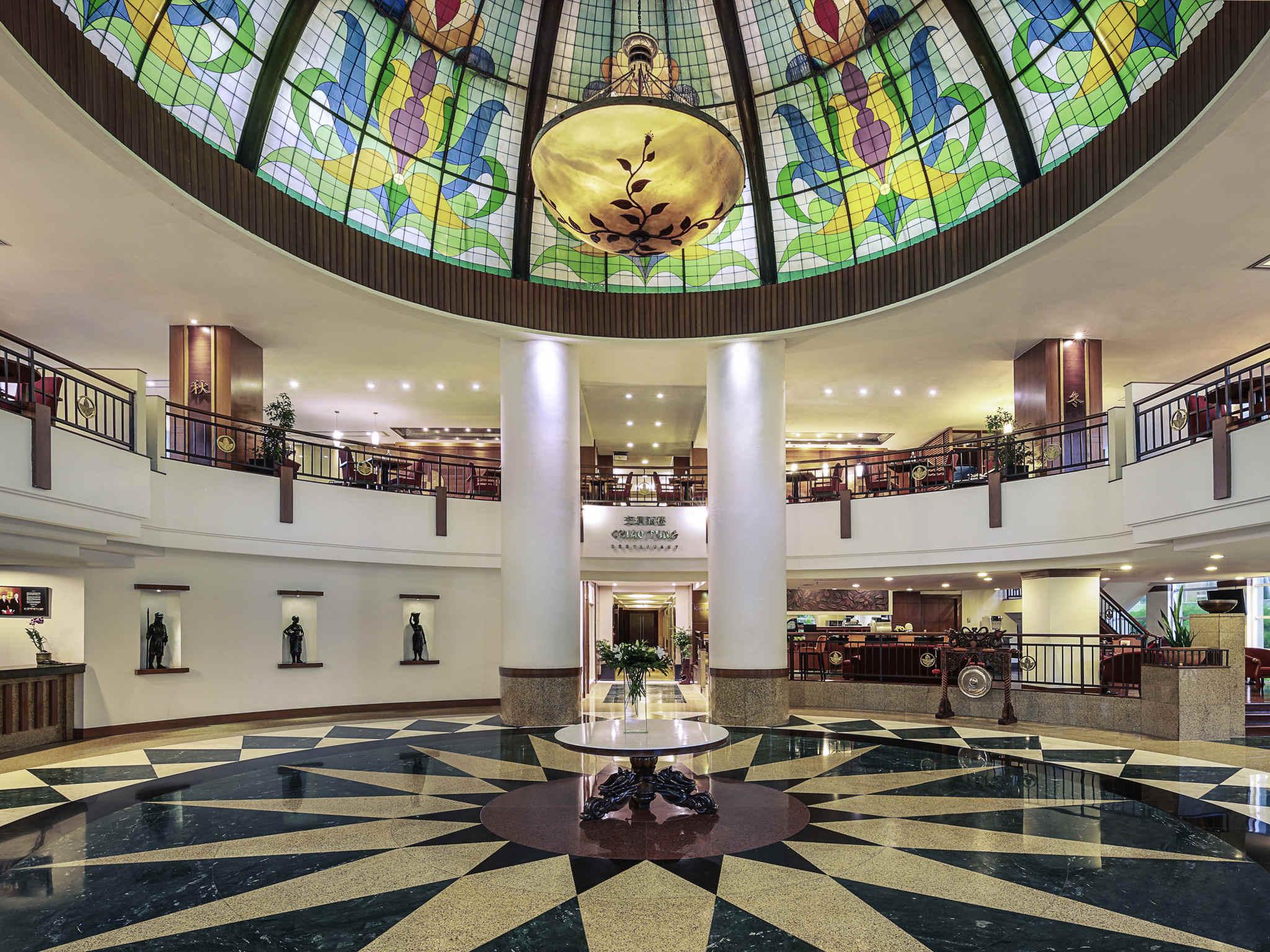 โรงแรม – เมอร์เคียว จาการ์ตา โกตา