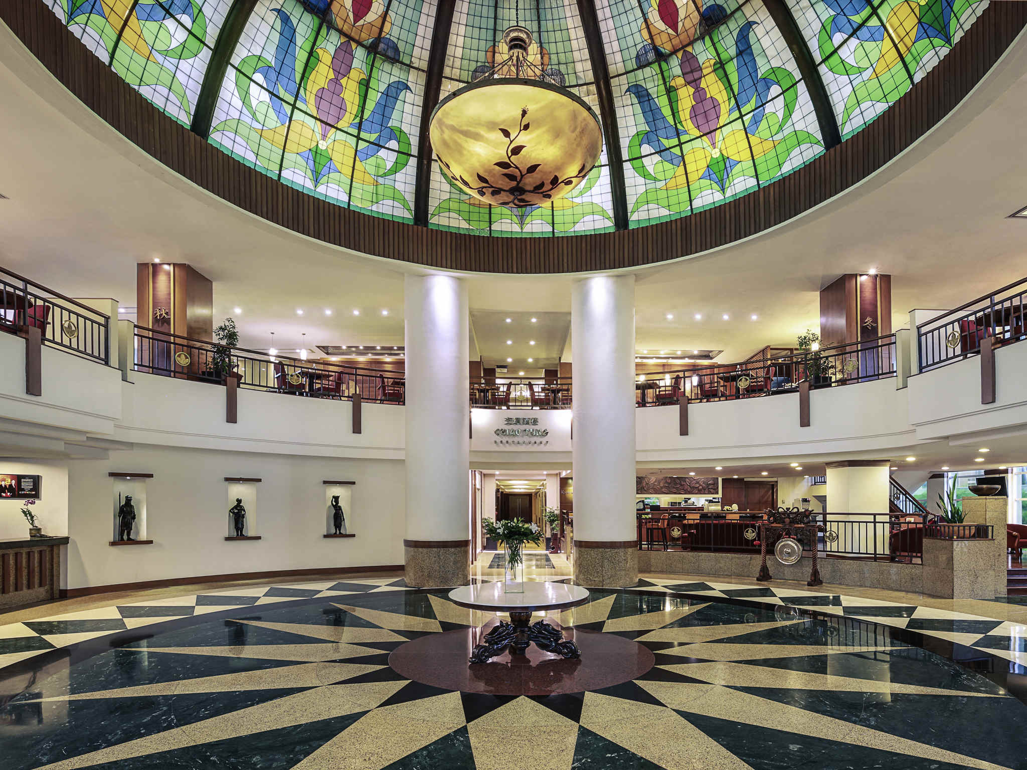 Otel – Mercure Jakarta Kota