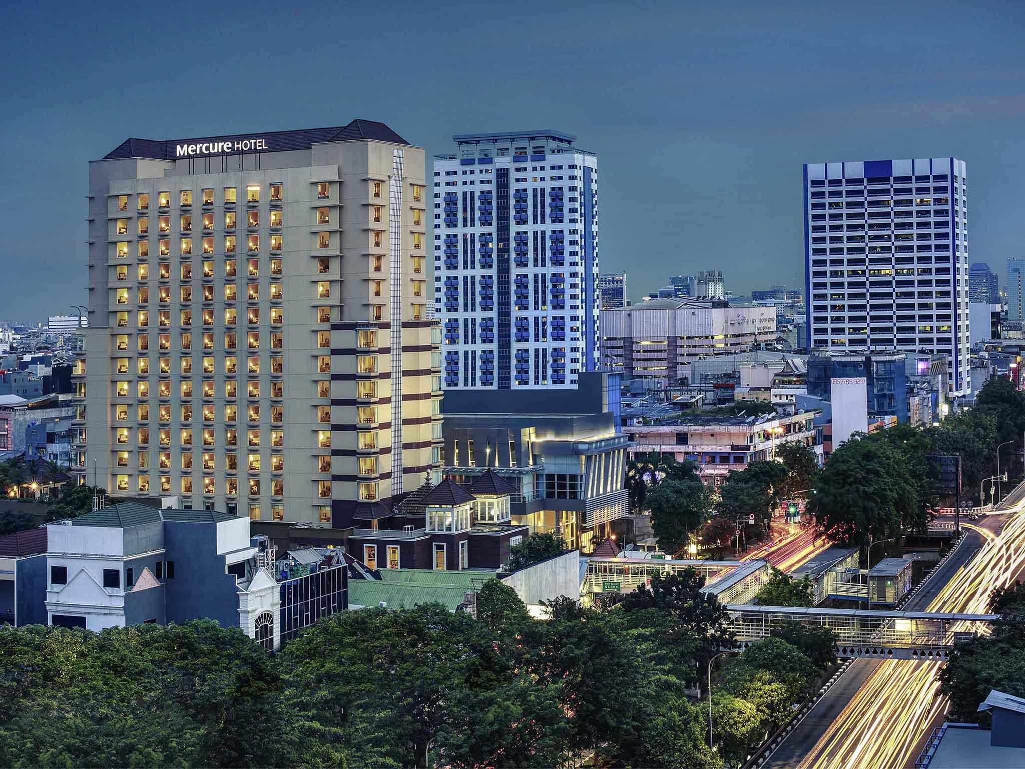 Hotel In Jakarta Mercure Jakarta Kota Accorhotels