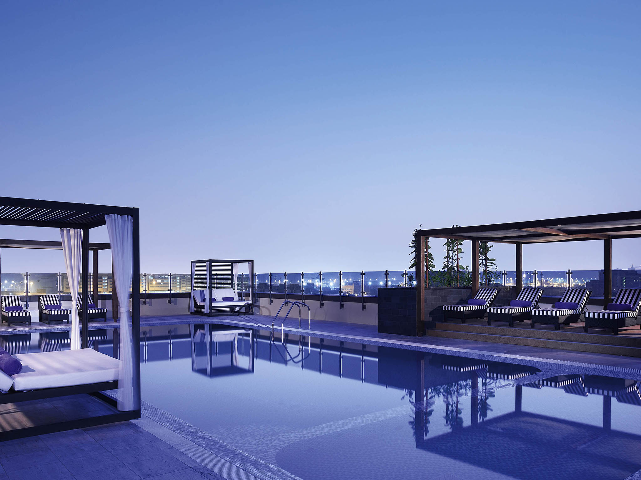 فندق - فندق بولمان Pullman دبي كريك سيتي سنتر