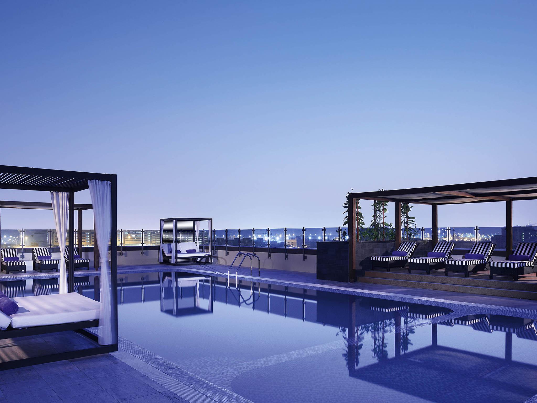 酒店 – 迪拜河市中心铂尔曼酒店