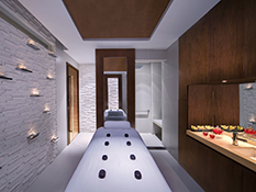 Discover new, relaxing treatments: revive your mind, body and soul at Soma Spa.