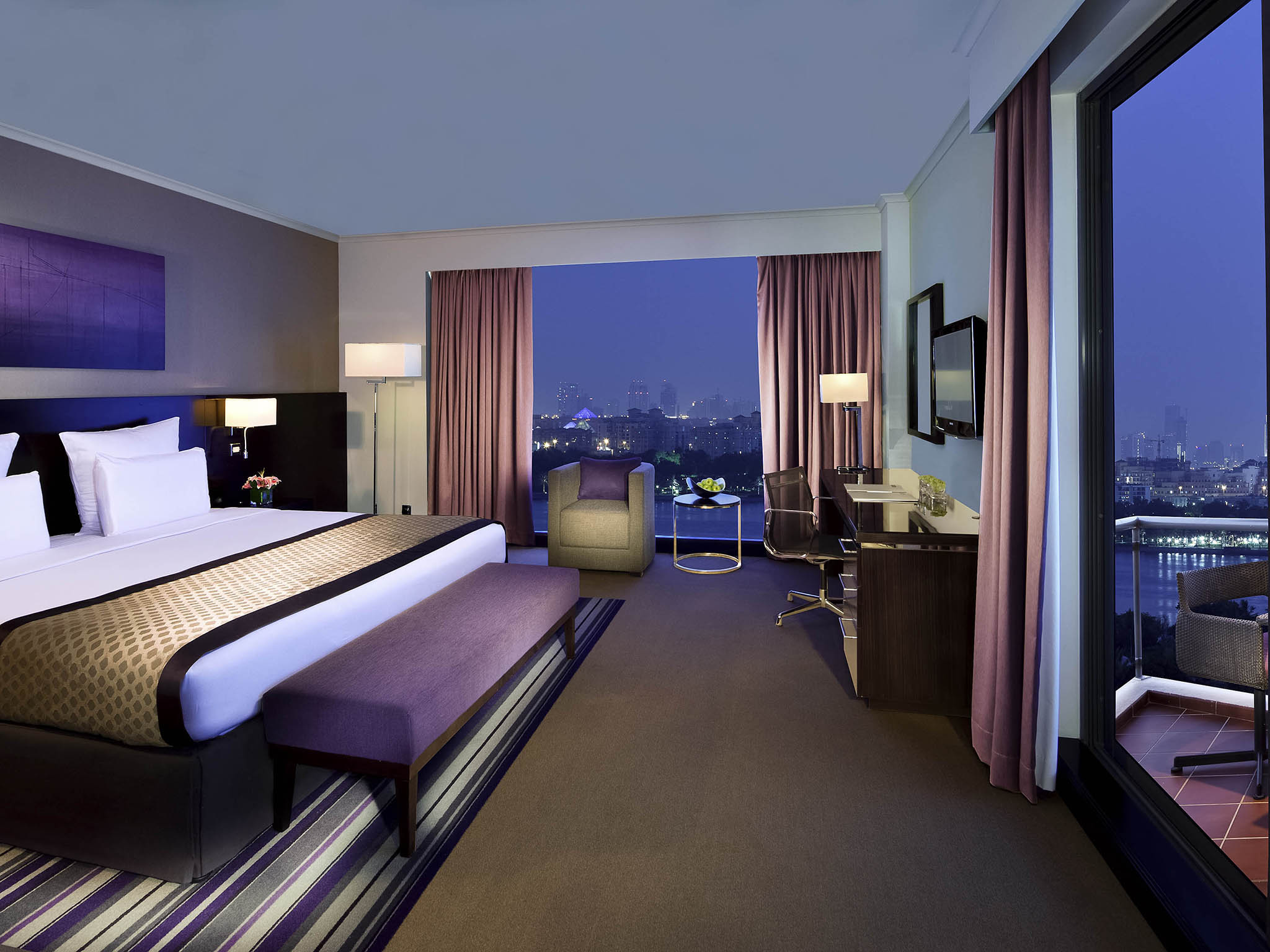5 Star Hotel In Dubai Pullman Dubai Creek City Centre