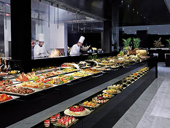 Restaurante - Pullman Dubai Creek City Centre