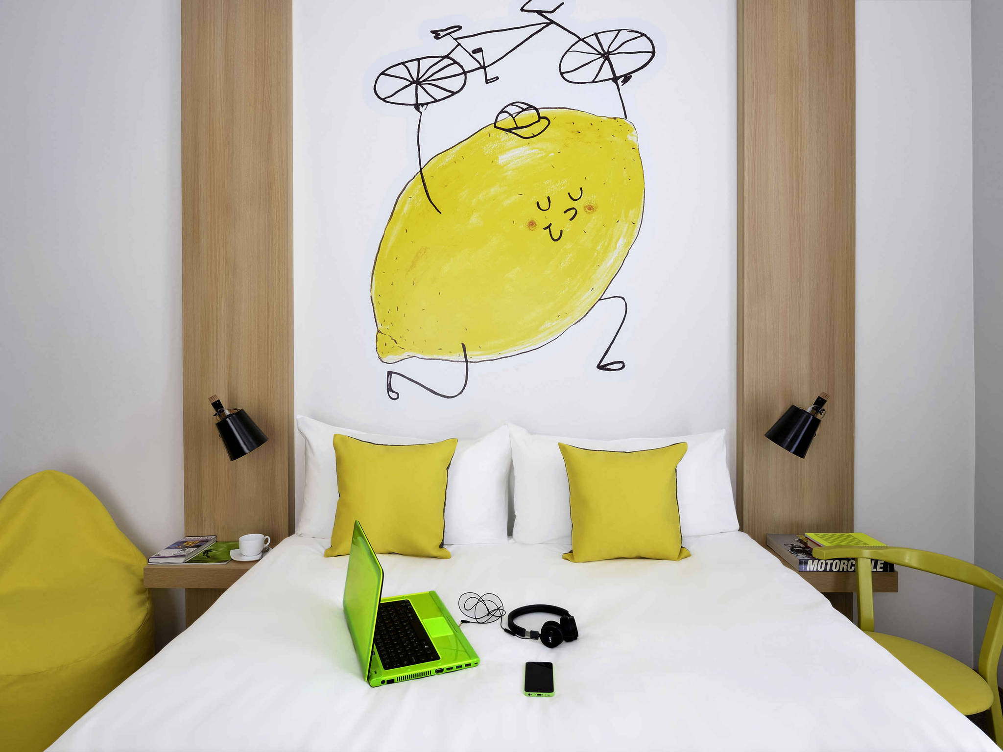 Hotell – ibis Styles Budapest City