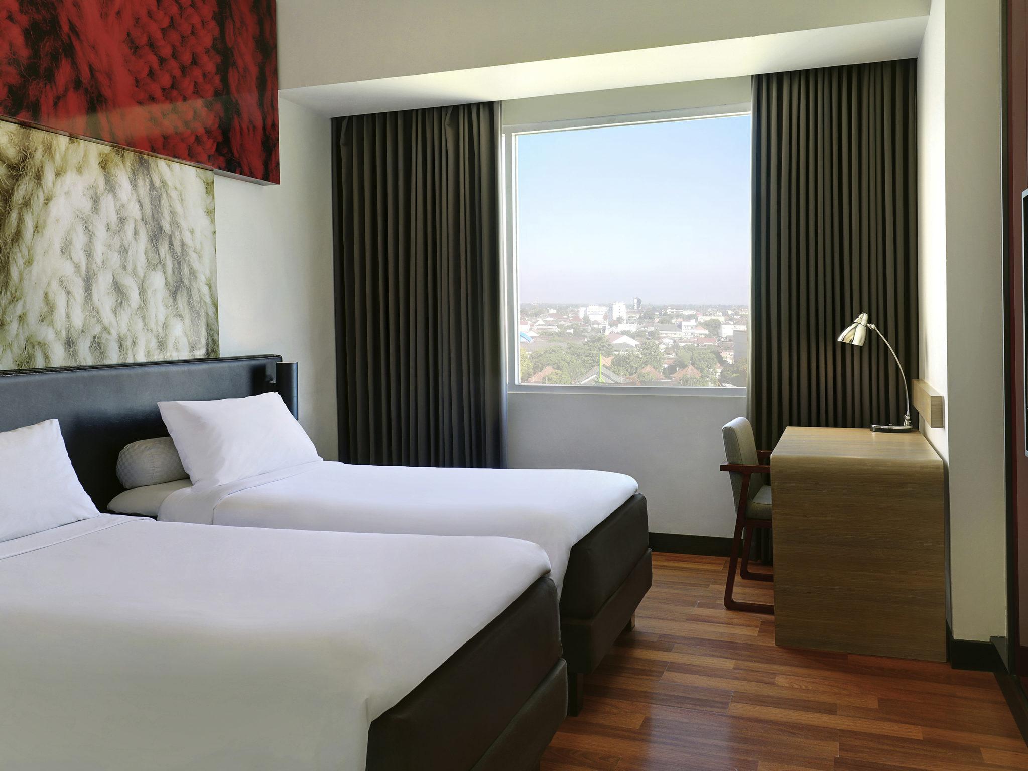 โรงแรม – ibis Yogyakarta Malioboro