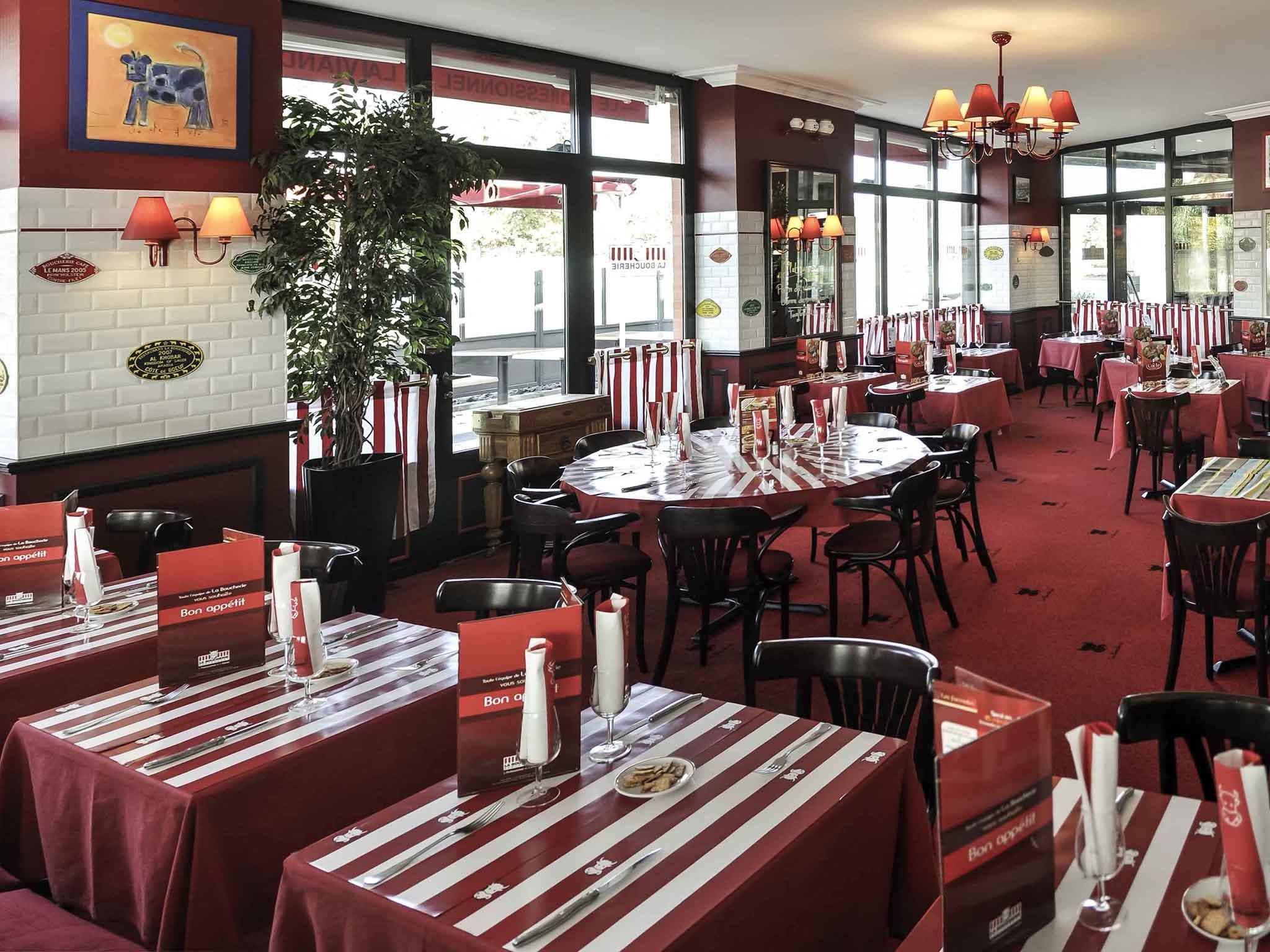 Hotel in haguenau ibis haguenau strasbourg nord for Restaurant haguenau