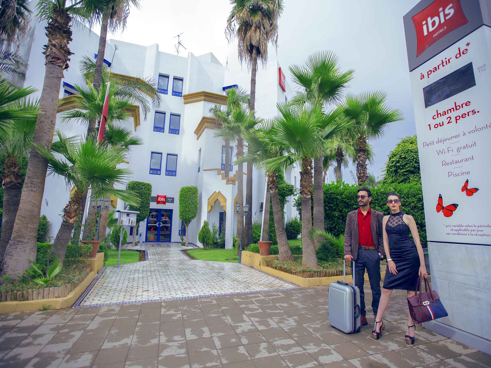 Hotell – ibis Fes