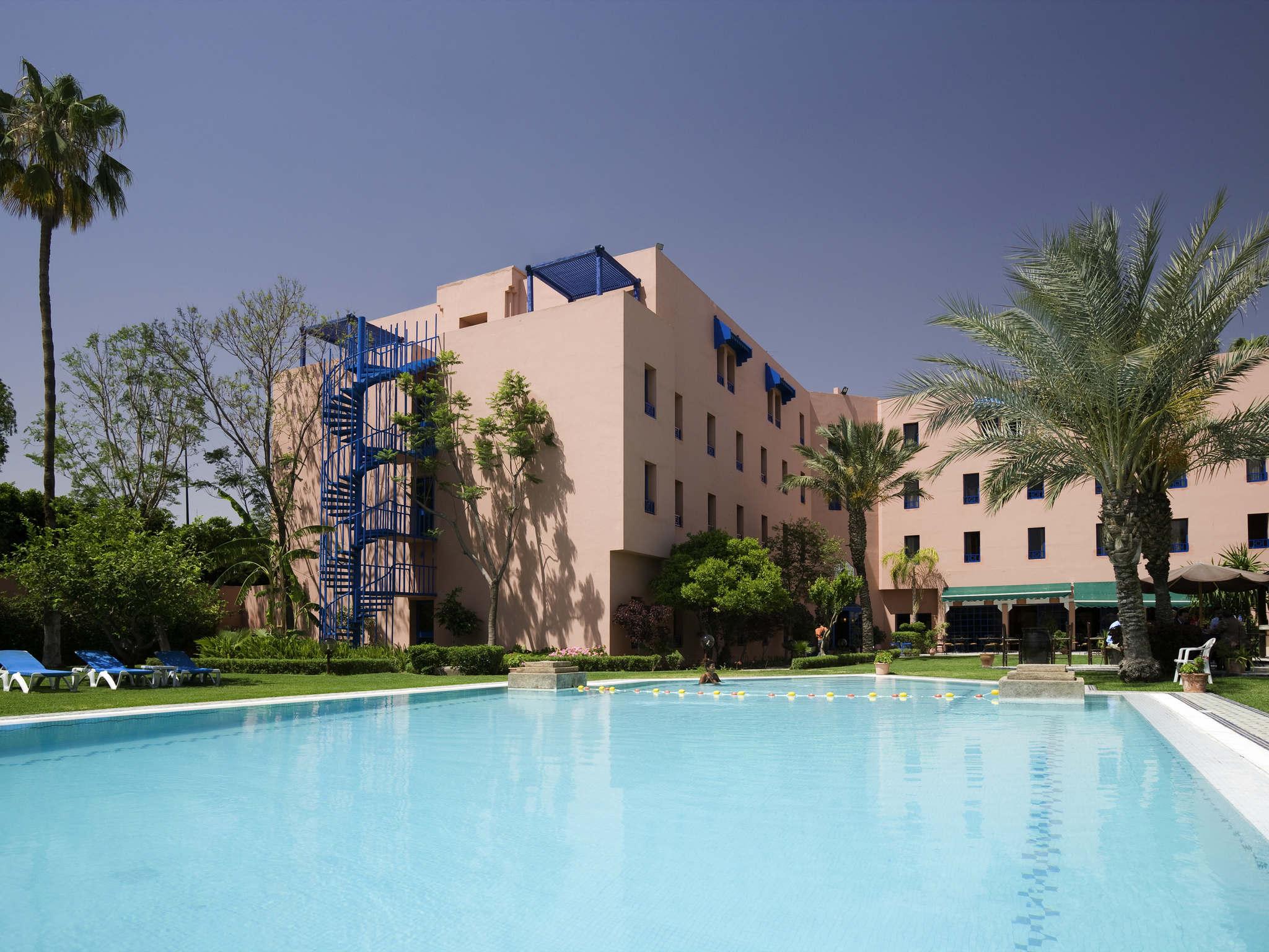 酒店 – 宜必思穆萨菲尔马拉喀什中心火车站酒店