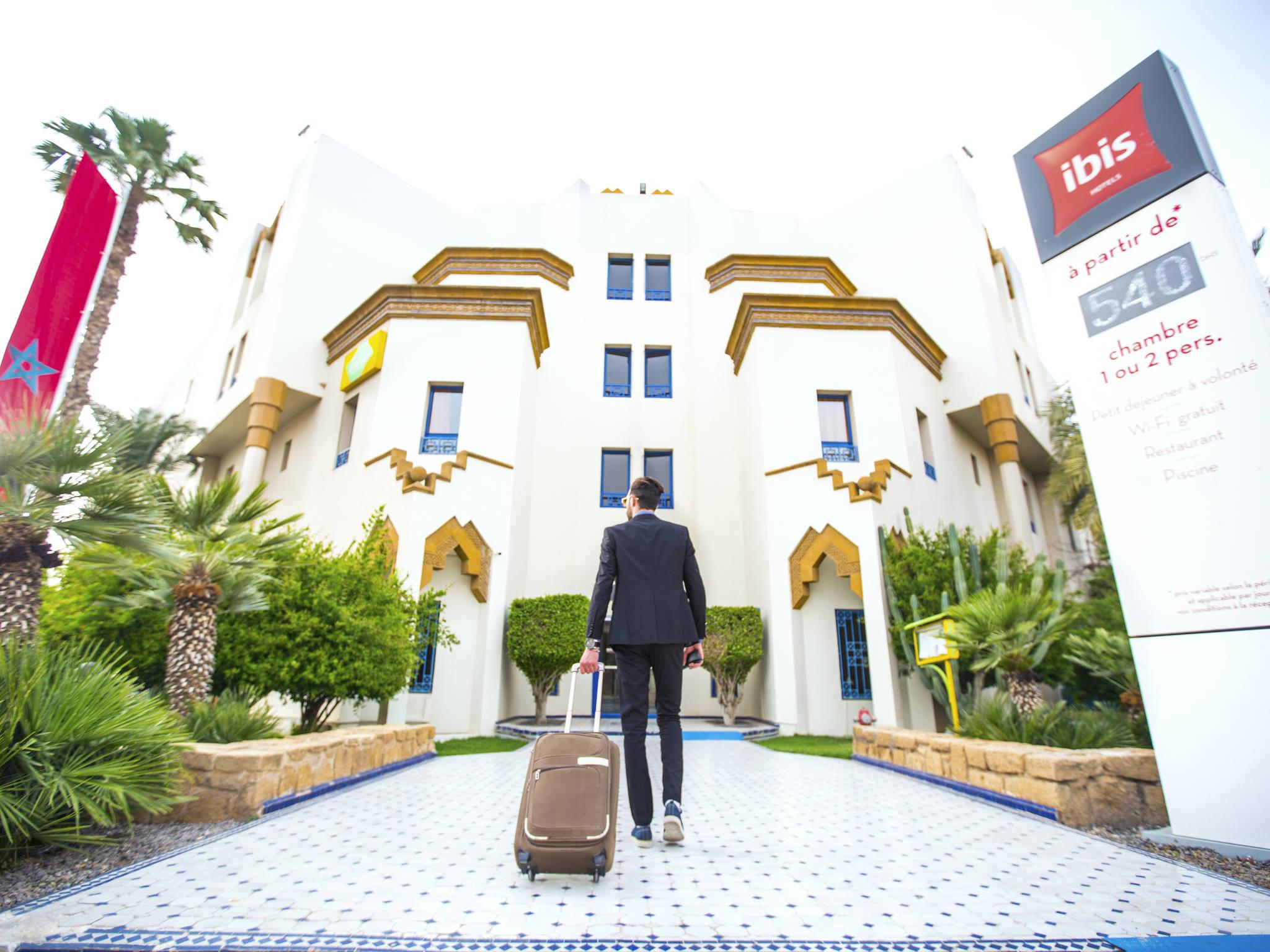 Отель — ibis Oujda