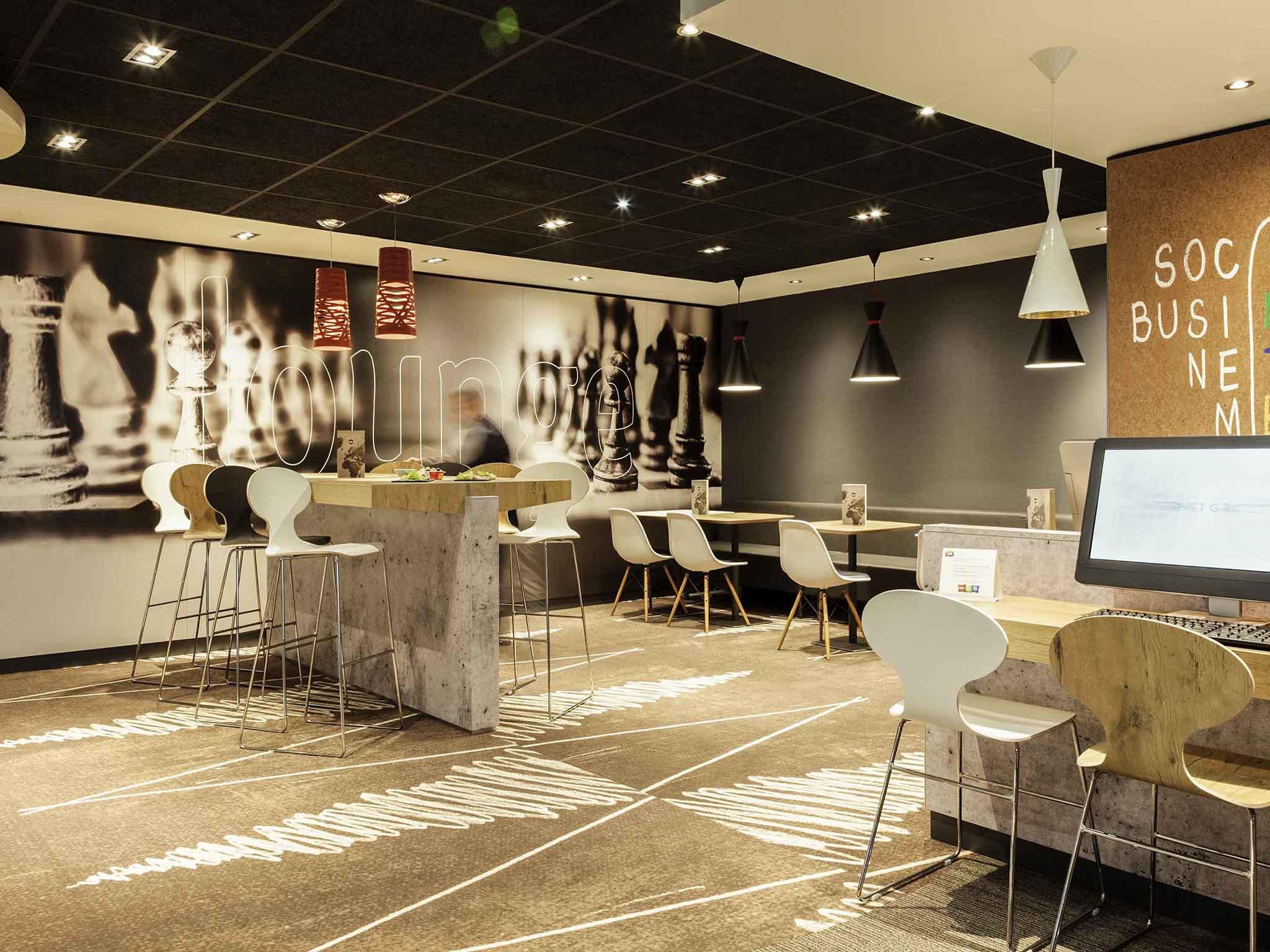 Ibis Edinburgh Royal Mile | Modern Hotel in Edinburgh