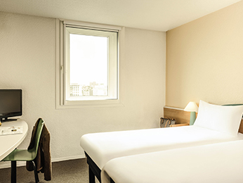 Rooms - ibis Paris Porte de Bercy