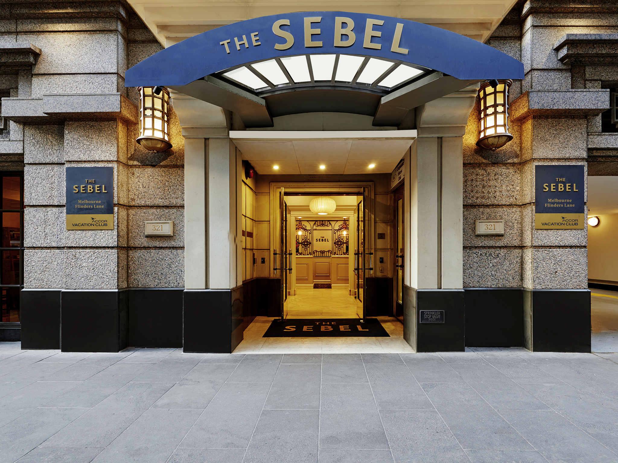Hotel The Sebel Melbourne Flinders Lane