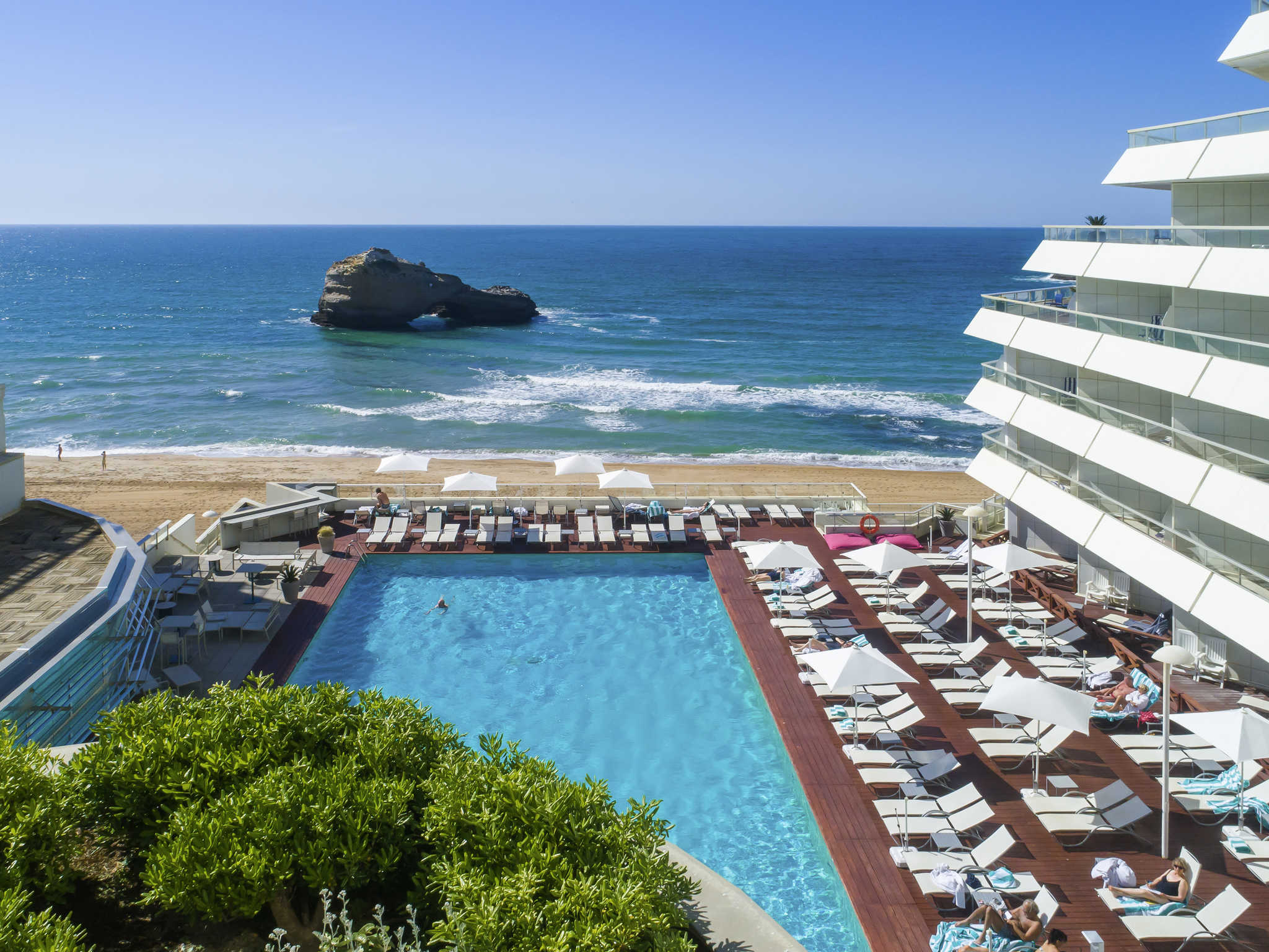 Otel – Sofitel Biarritz le Miramar Thalassa sea & spa