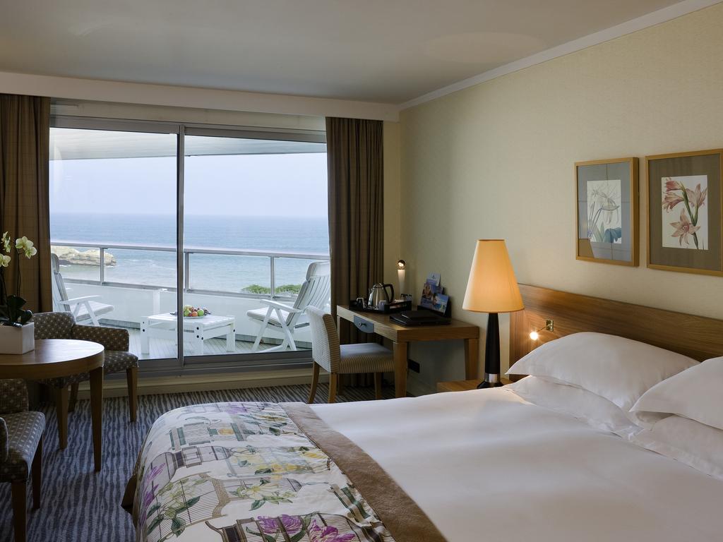hotel de luxe biarritz sofitel biarritz le miramar