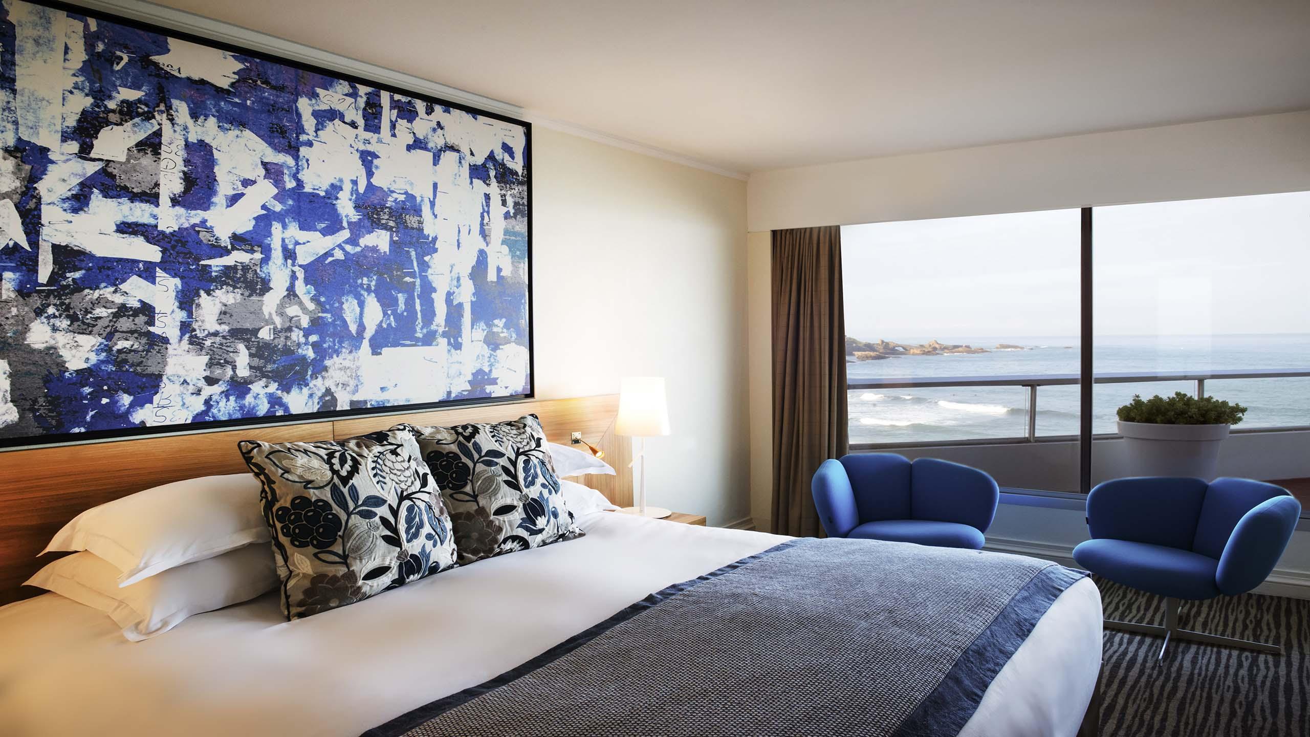 Luxury hotel BIARRITZ – Sofitel Biarritz le Miramar Thalassa Sea & Spa