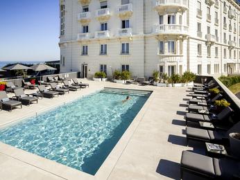Le Régina Biarritz Hôtel U0026 Spa   MGallery By Sofitel
