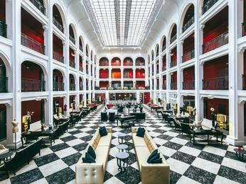 Le Régina Biarritz Hôtel & Spa - MGallery by Sofitel à BIARRITZ