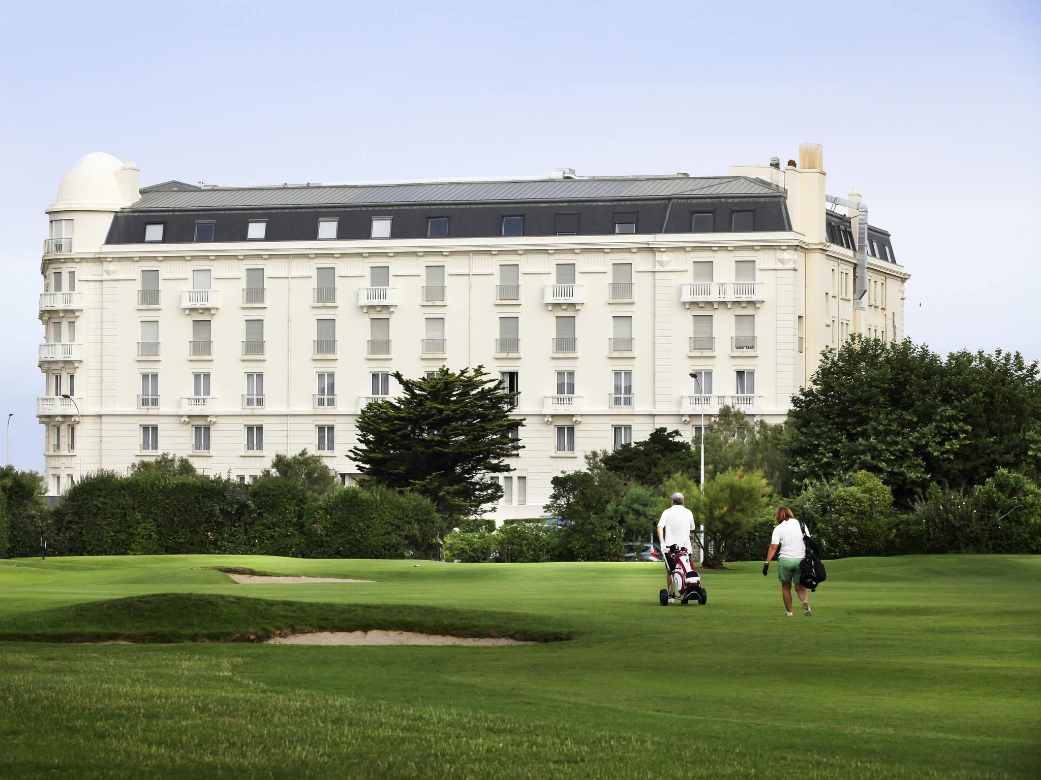 Perfect ... Hotel   Le Regina Biarritz Hotel U0026 Spa   MGallery By Sofitel ...