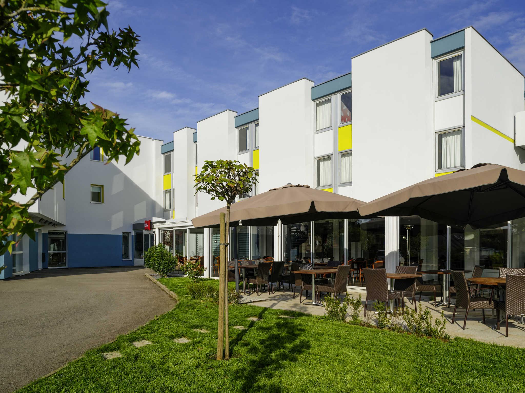 โรงแรม – ibis Longwy Mexy
