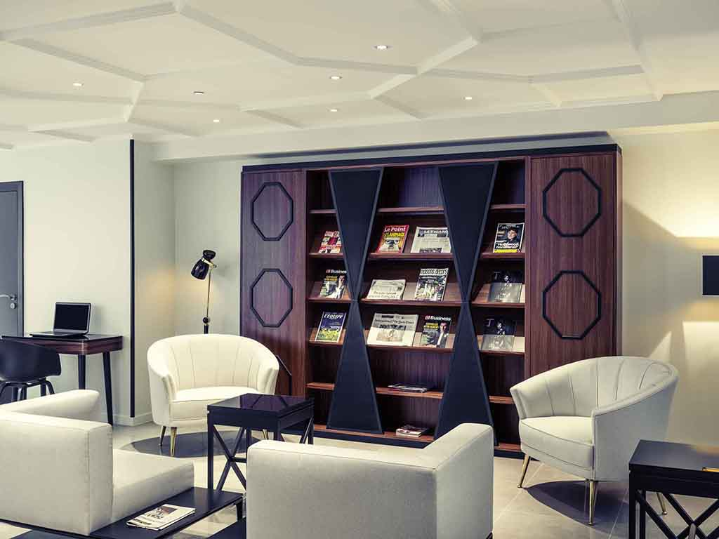 Hotel troyon neuilly sur seine informationen und for Hotels 75017