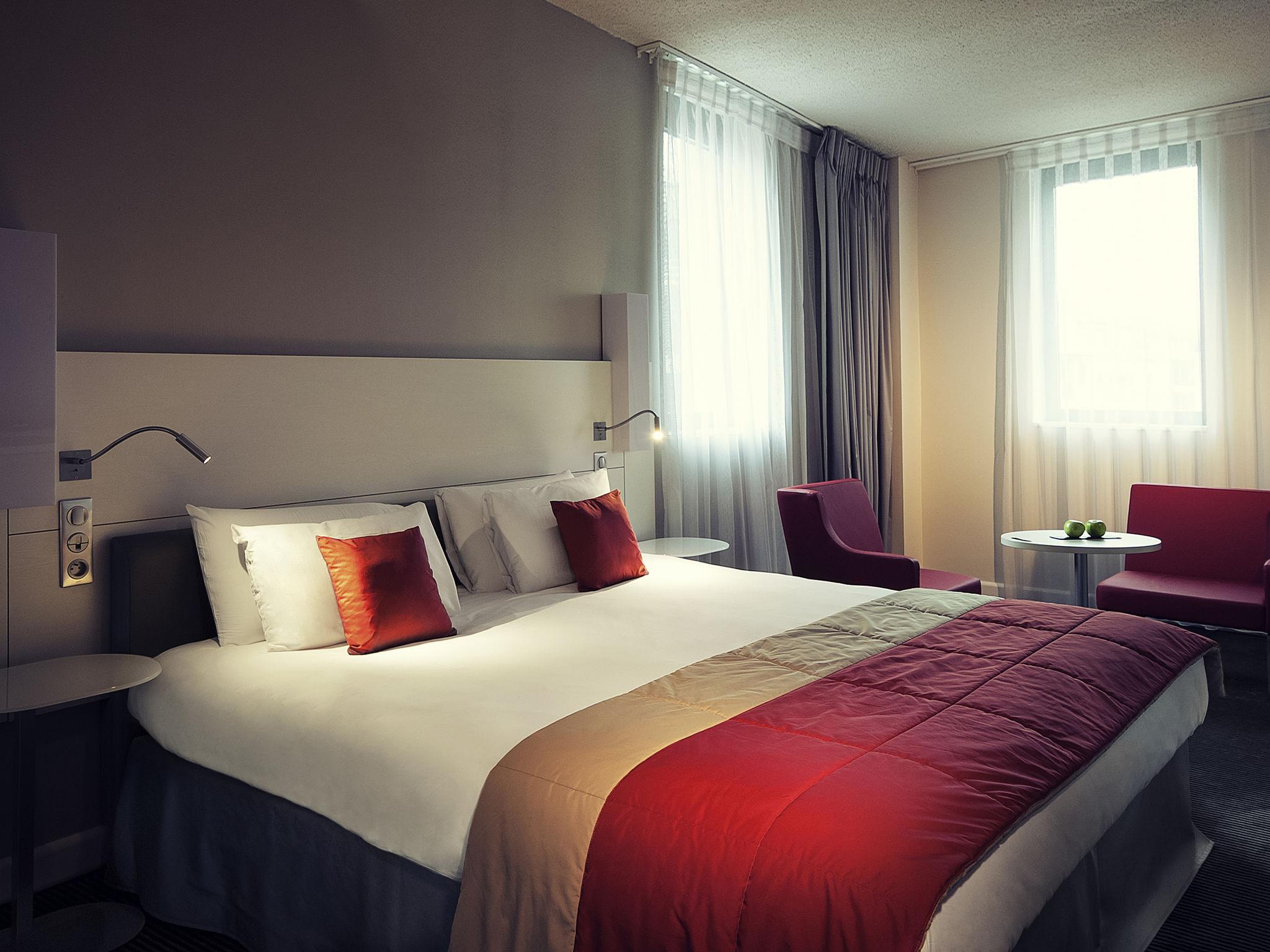 酒店 – 里昂中心萨克斯拉斐特美居酒店