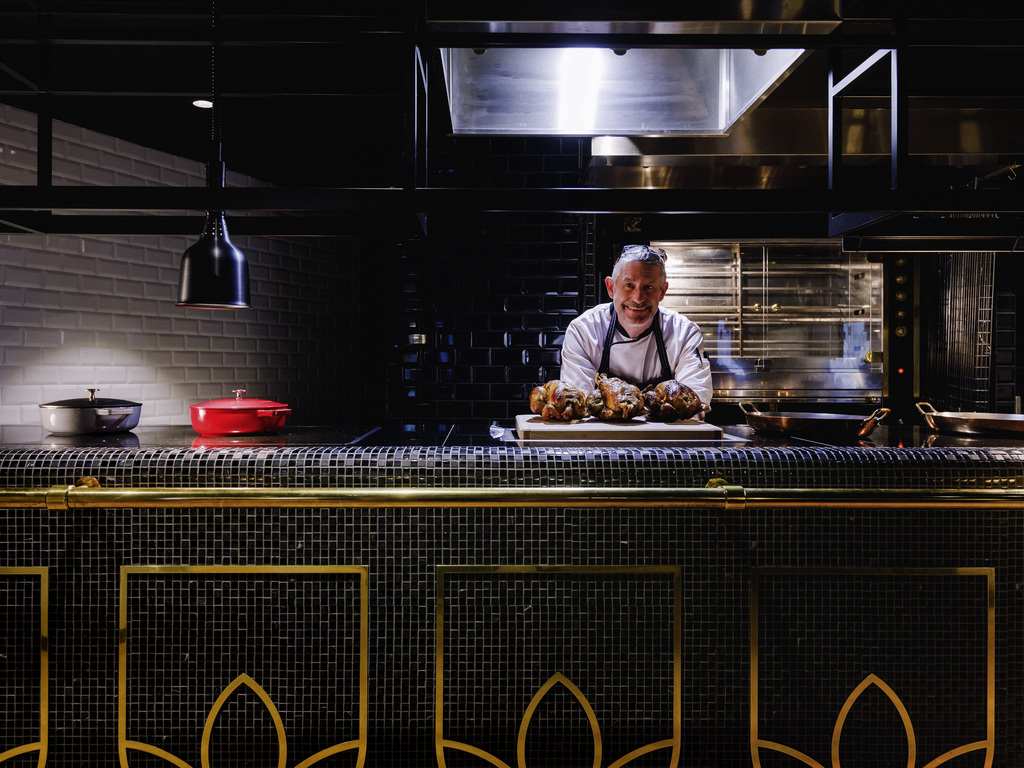 Le garage restaurant lyon restaurants by accorhotels for Garage ouvert le samedi lyon